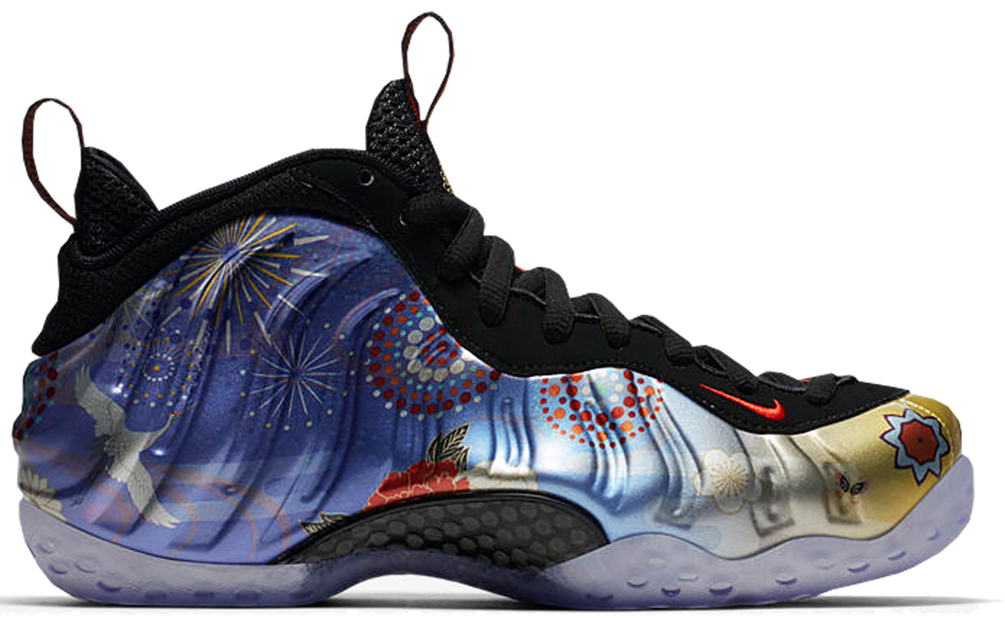 Nike Air Foamposite One Abalone Debuting In January ...