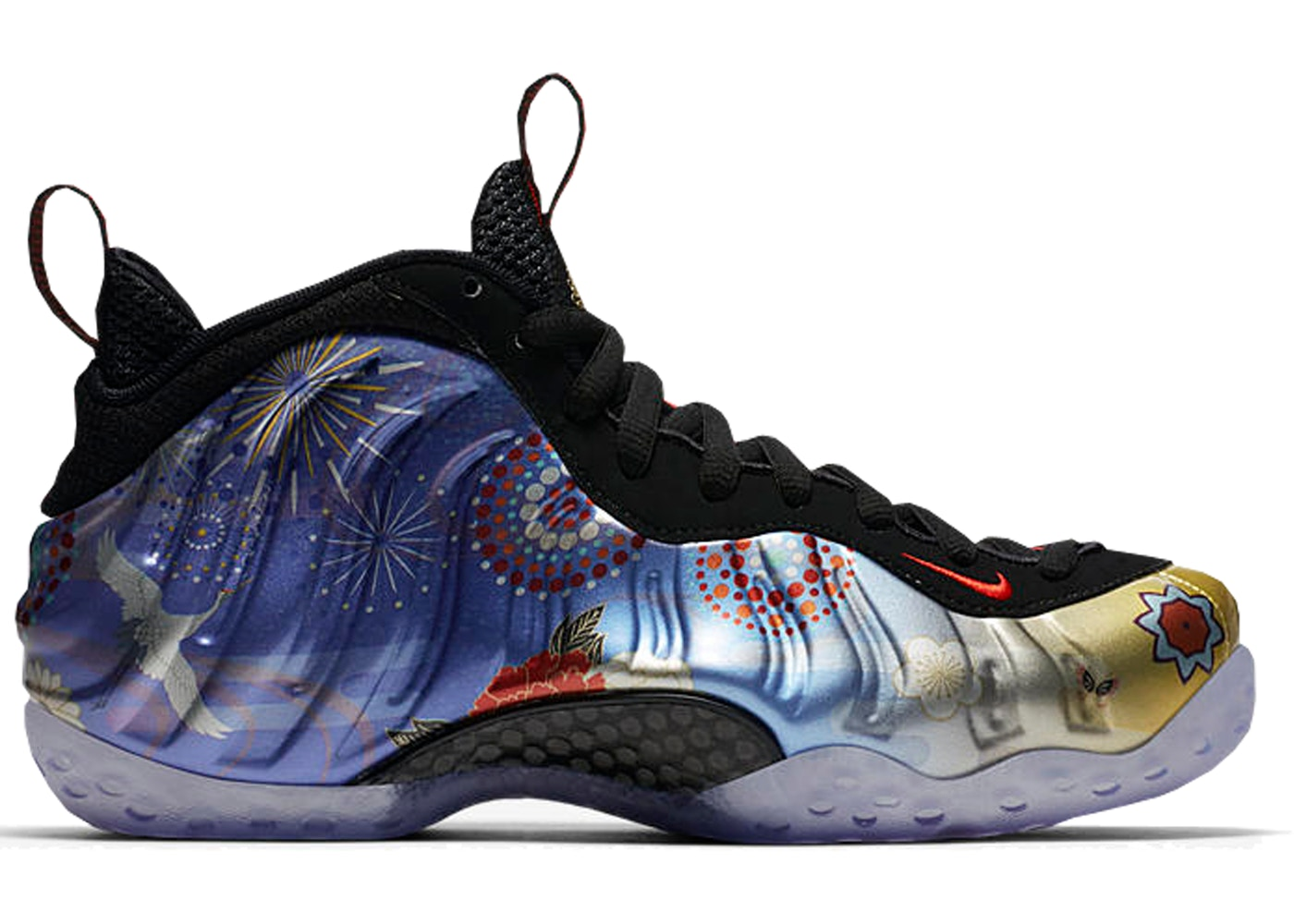 70e943dcb0d Air Foamposite One Lunar New Year 2018 (W) - AQ0566-001