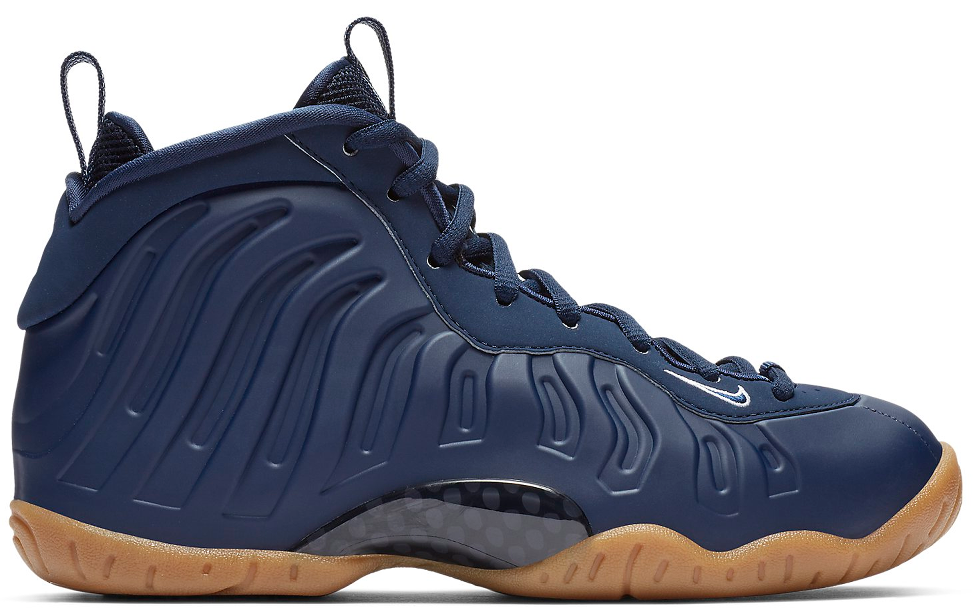 Air Foamposite One Navy Gum (GS)