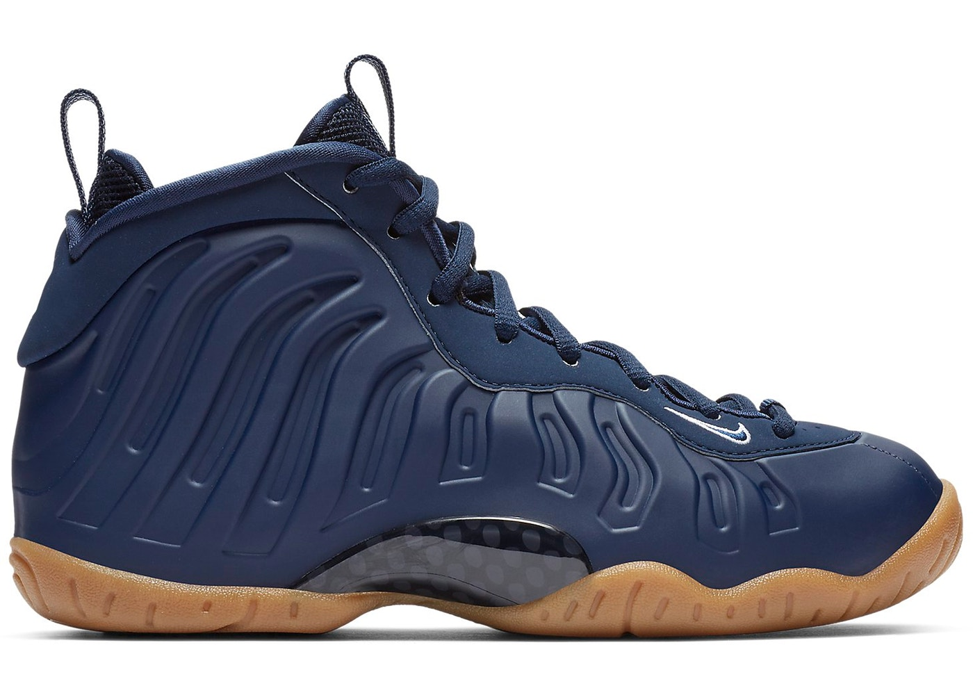 new product 02c24 7ef86 Air Foamposite One Navy Gum (GS)
