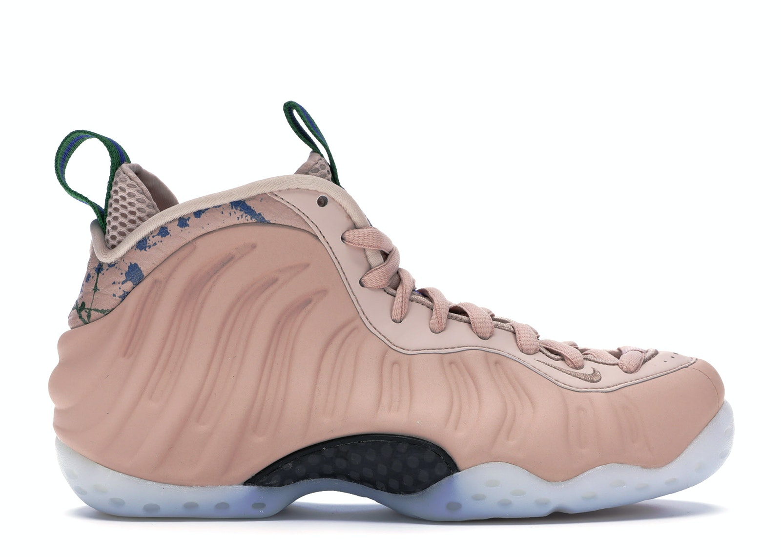 Air Foamposite One Particle Beige (W)