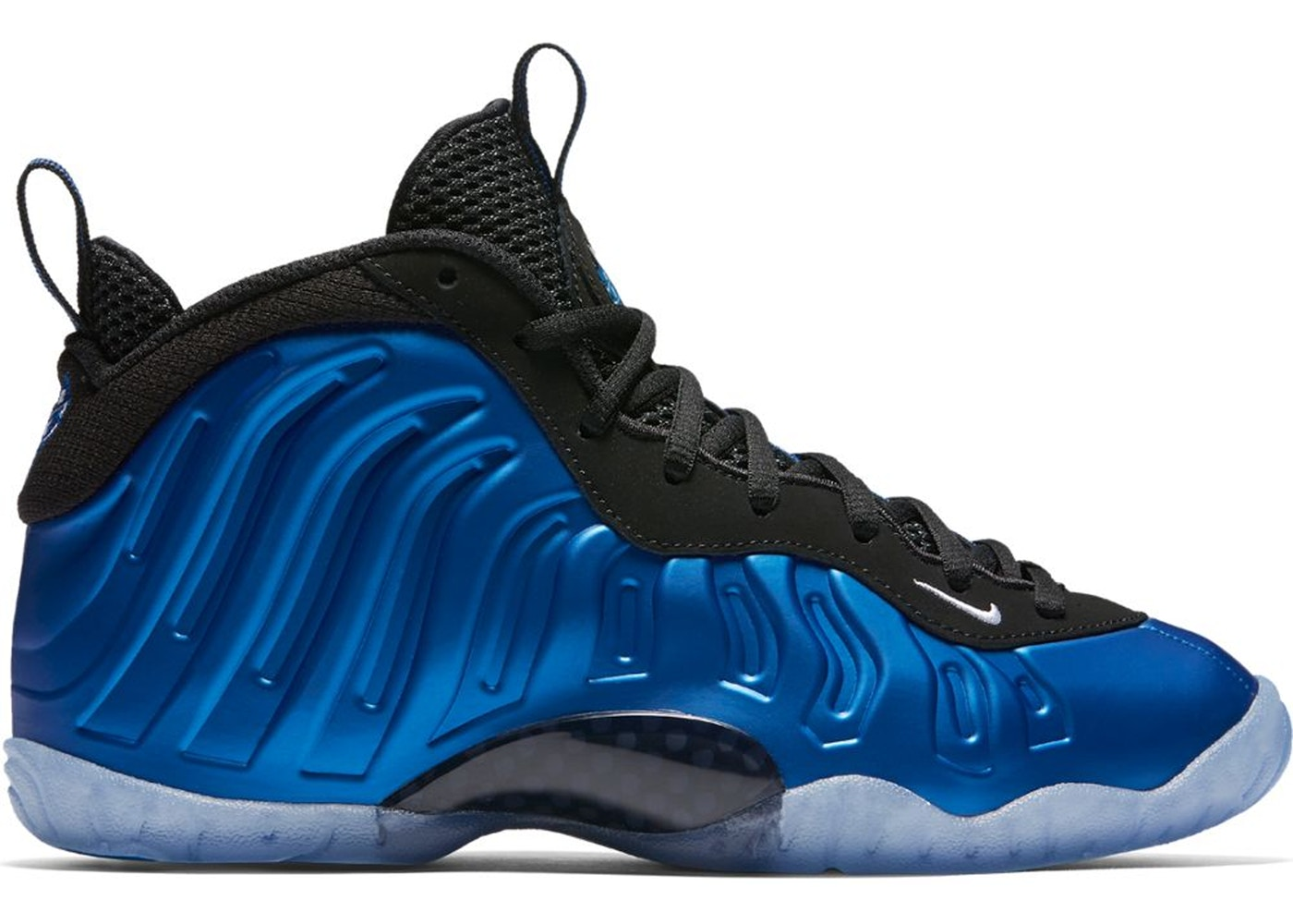 huge discount d9311 e09ec Air Foamposite One Royal Blue XX 20th Anniversary 2017 (GS)