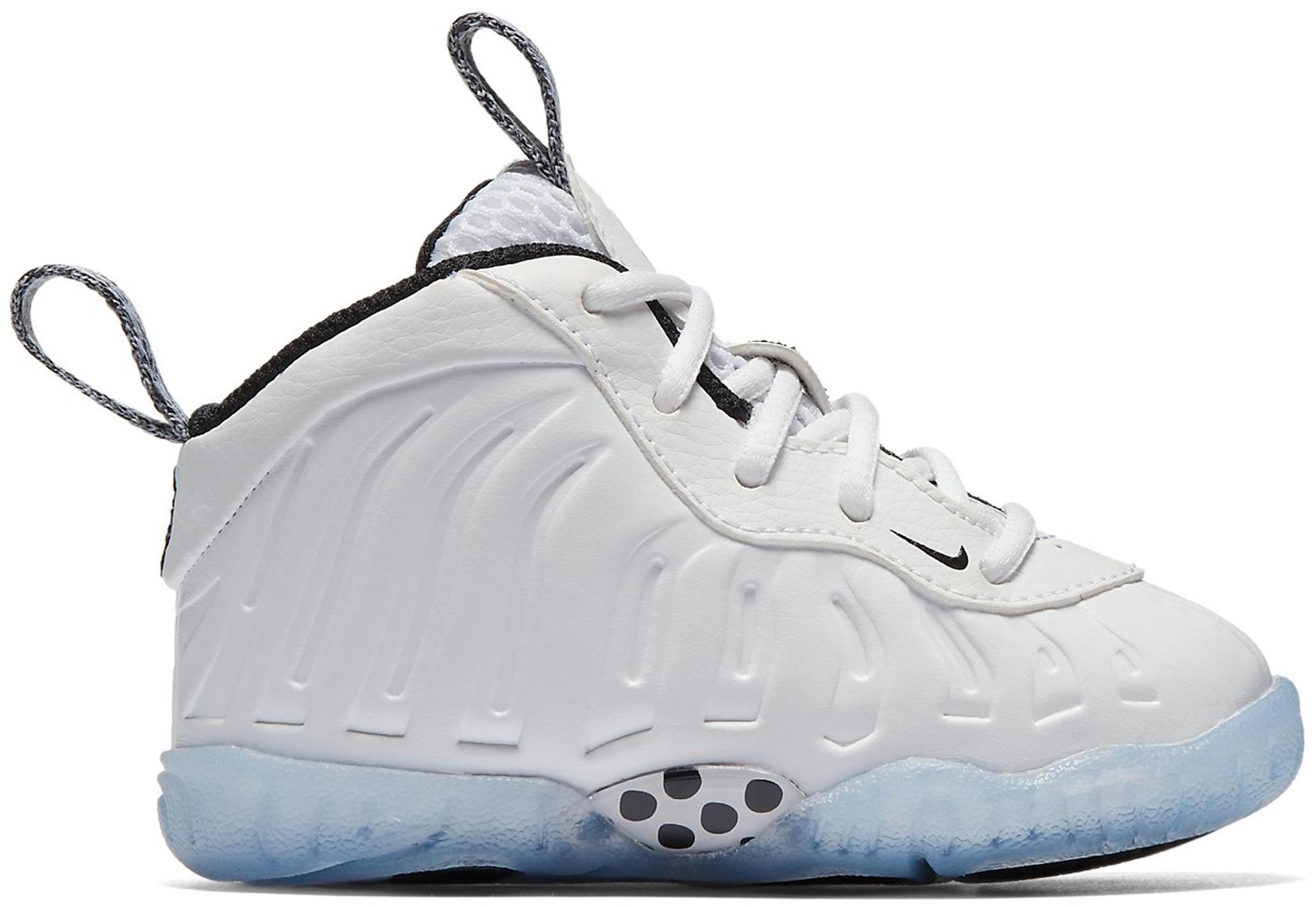 Nike Air Foamposite One White Ice (TD