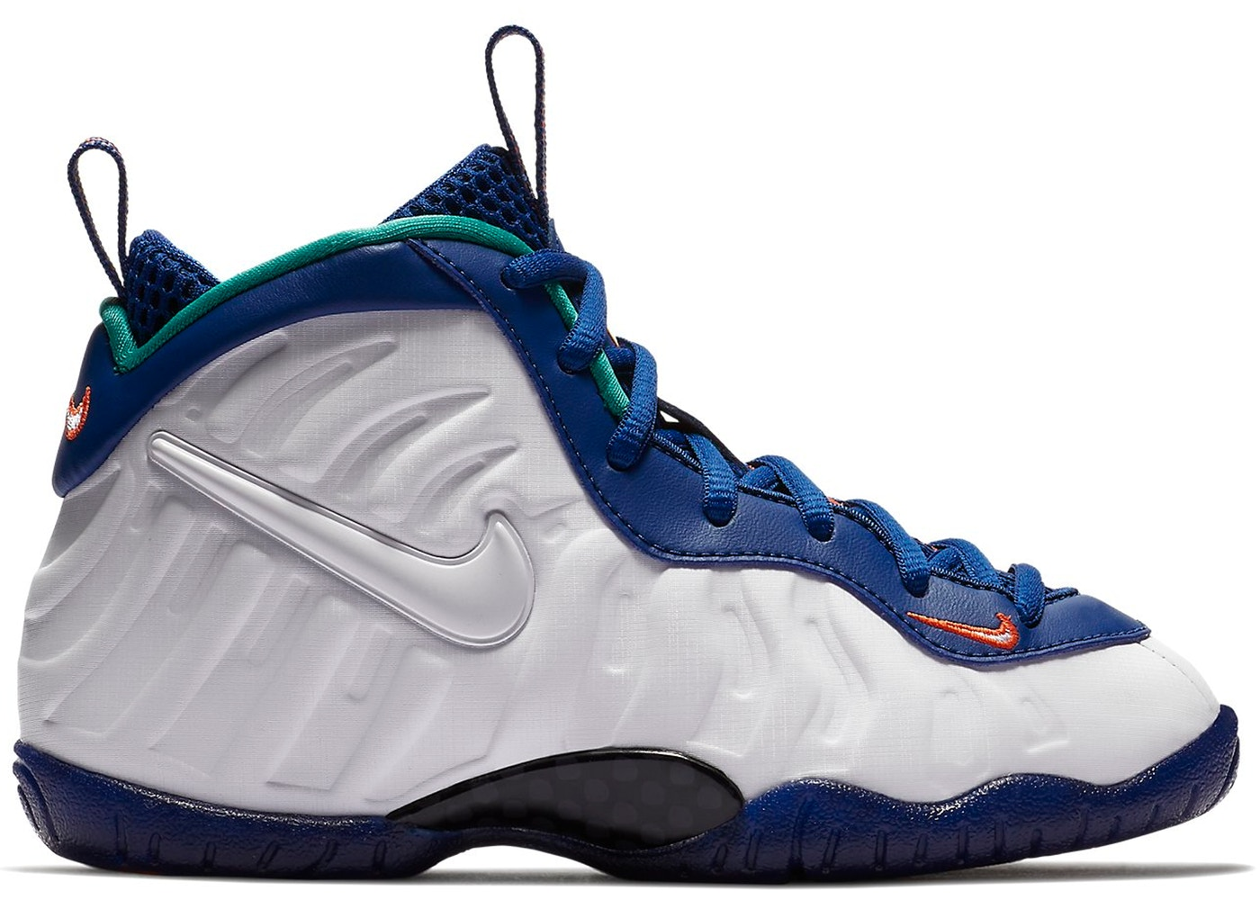 super popular fead7 aeae3 Air Foamposite Pro Gym Blue (PS)