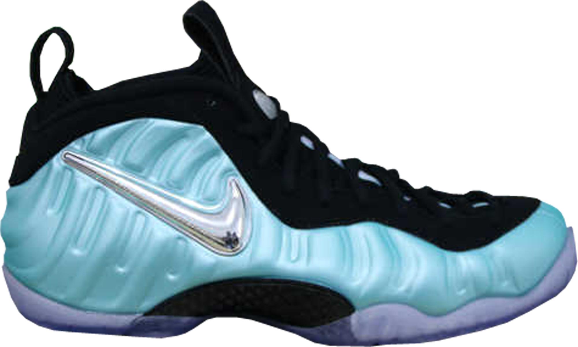 buy popular 1b58b a6896 Nike Foamposite Pro Island Green