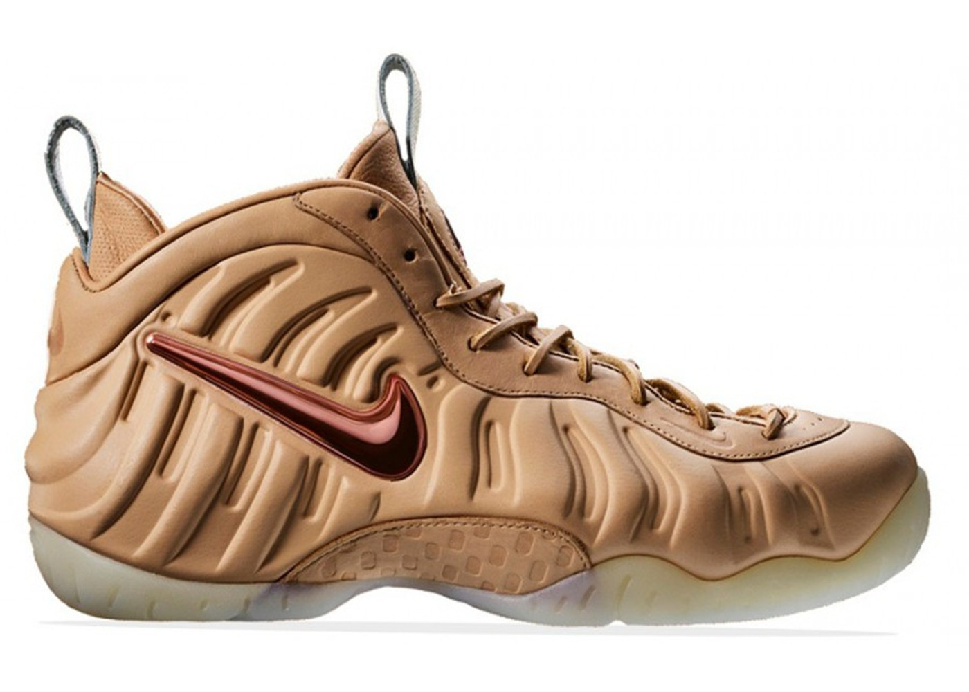 0a168b811c78 Air Foamposite Pro Vachetta Tan - 920377-200