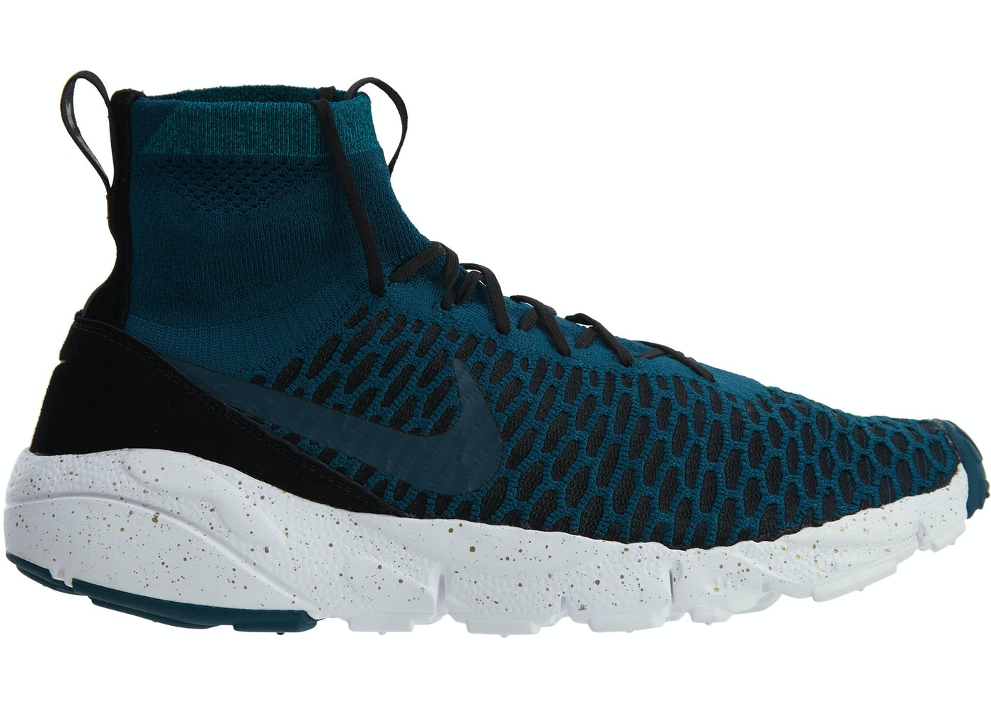 7a07cefdf6f2 Nike Air Footscape Magista Fk Fc Midnight Turquise Midnight  Turquise-Black-R Tl