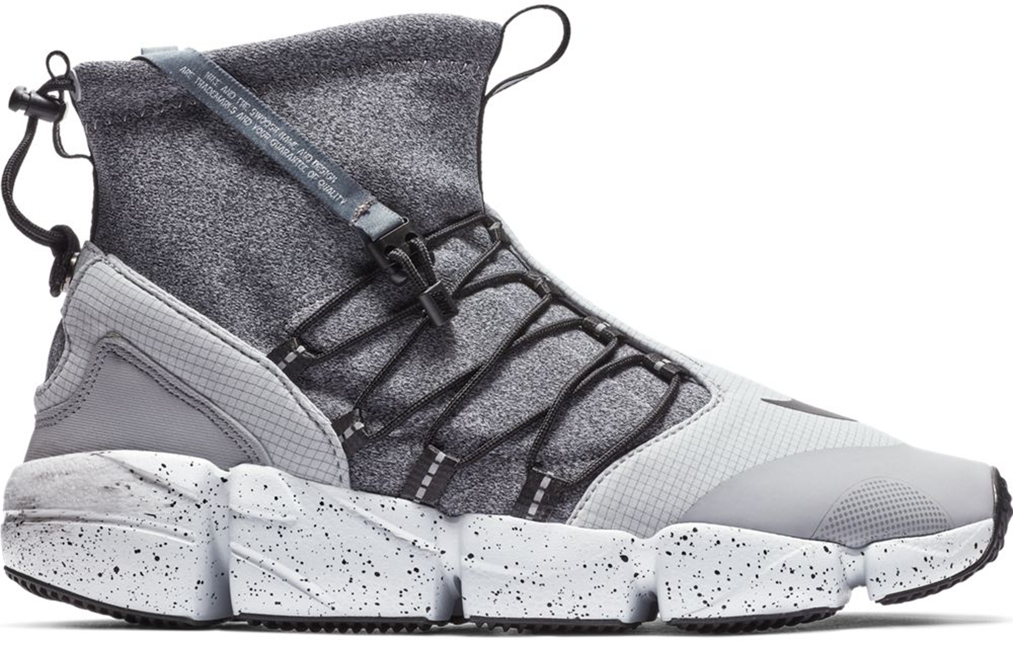 Nike Air Footscape Mid Utility DM Wolf