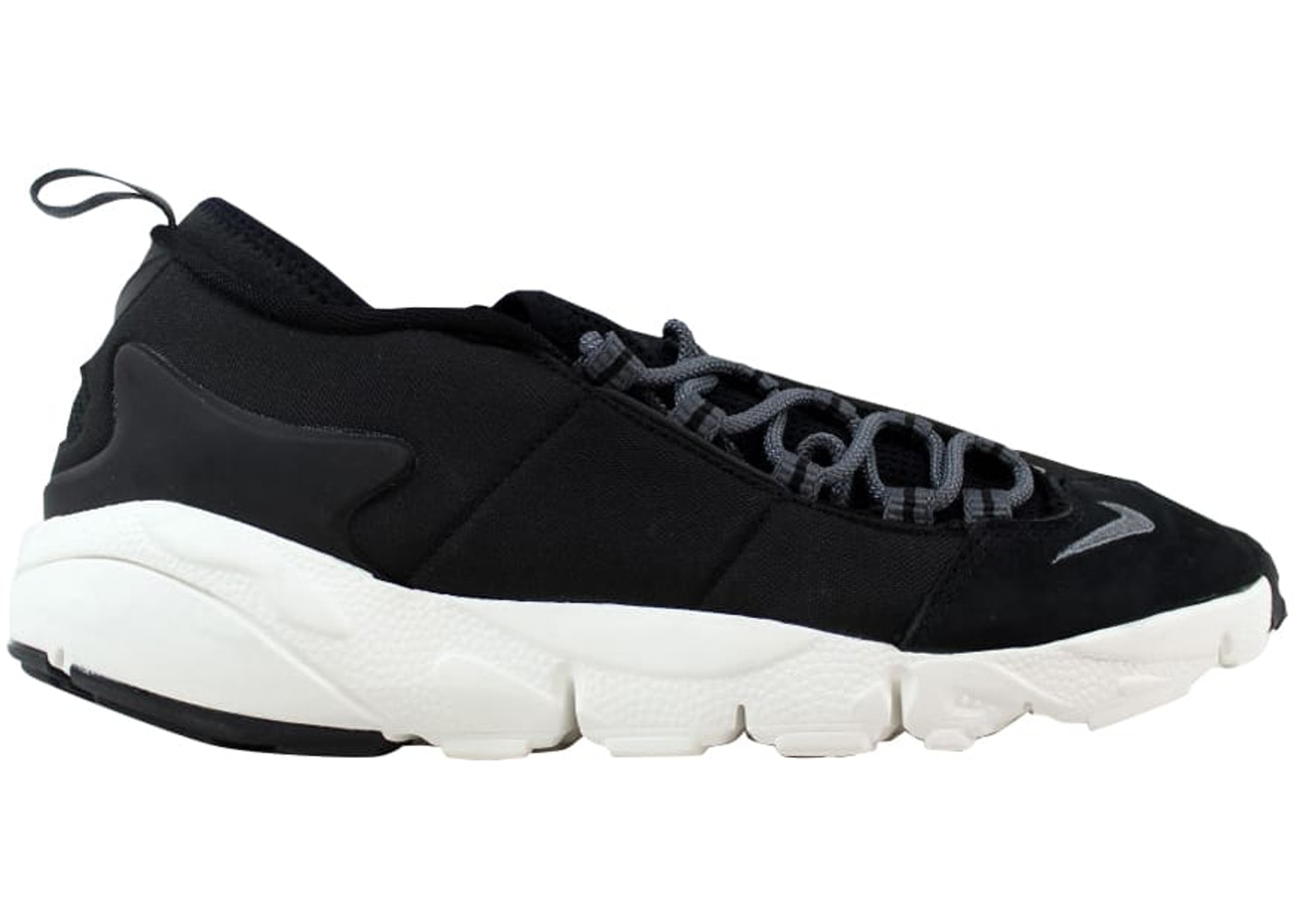 4d142889dc6d Sell. or Ask. Size --. View All Bids. Nike Air Footscape NM Black Dark Grey-Summit  White