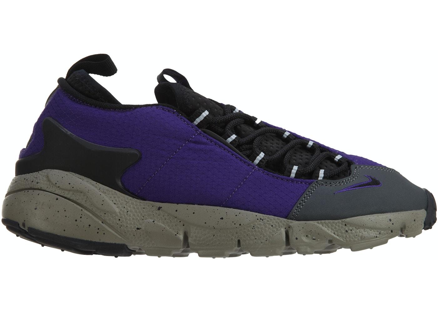 b09fd65e Nike Air Footscape Nm Court Purple/Black-Light Taupe - 852629-500