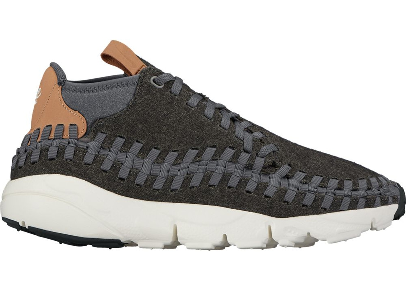 online store 96080 097b1 Sell. or Ask. Size  11. View All Bids. Air Footscape Woven Chukka Dark Grey