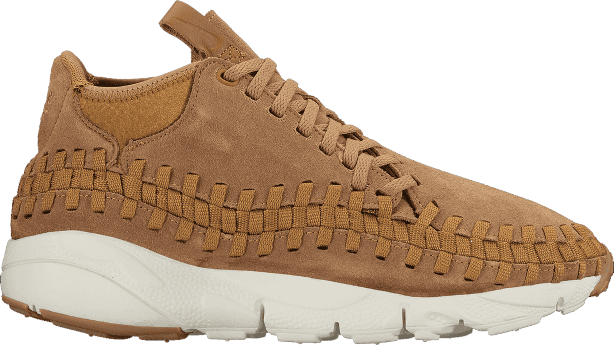 Air Footscape Woven Flax (2017)
