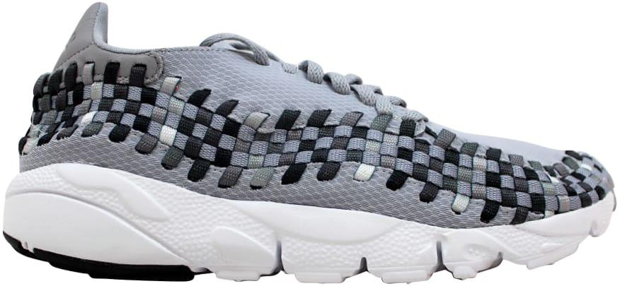 Nike Air Footscape Woven Nm Wolf GreyBlack Dark Grey