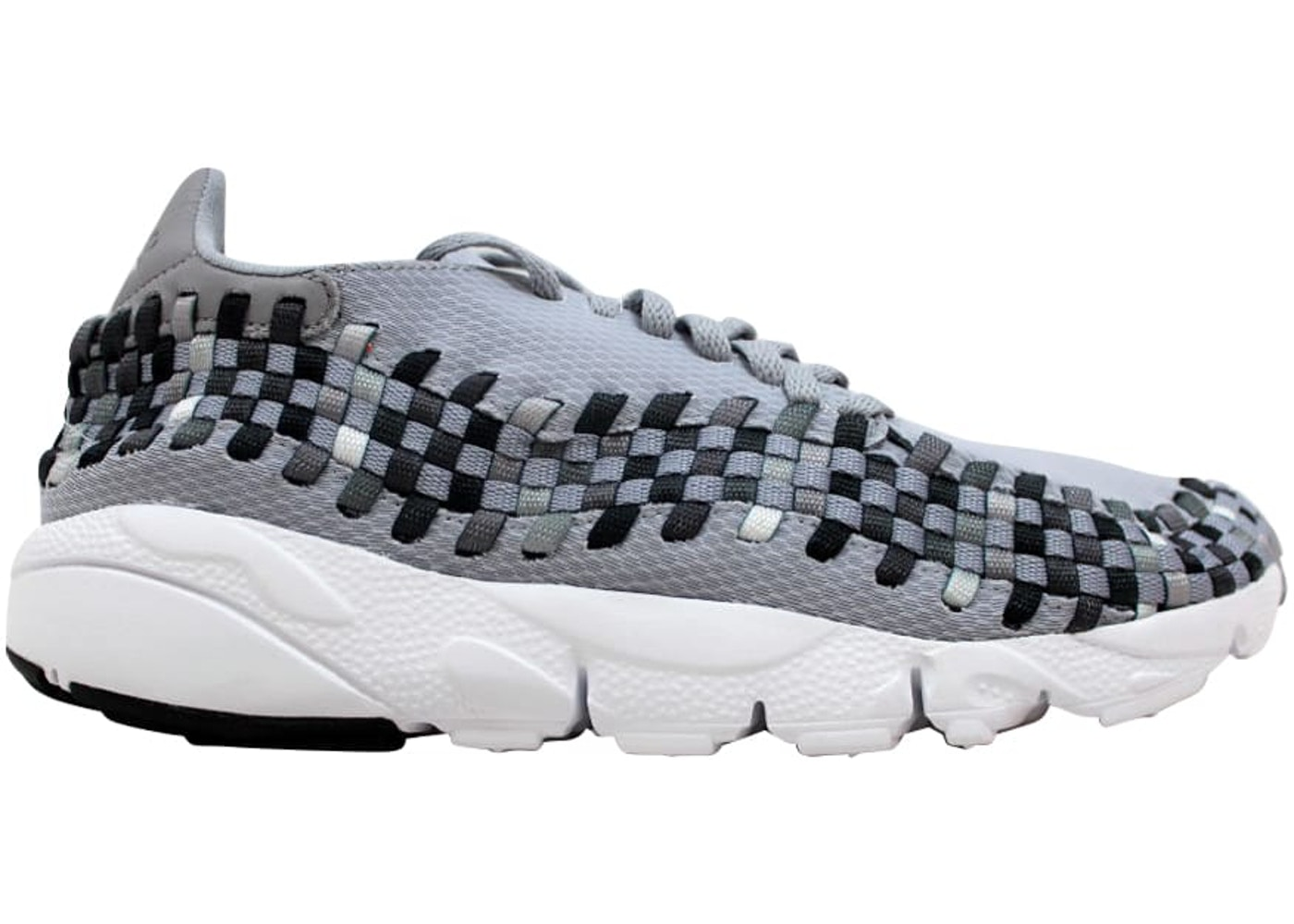 new style 0c461 d1211 Sell. or Ask. Size  10. View All Bids. Nike Air Footscape Woven Nm Wolf Grey  Black-Dark Grey