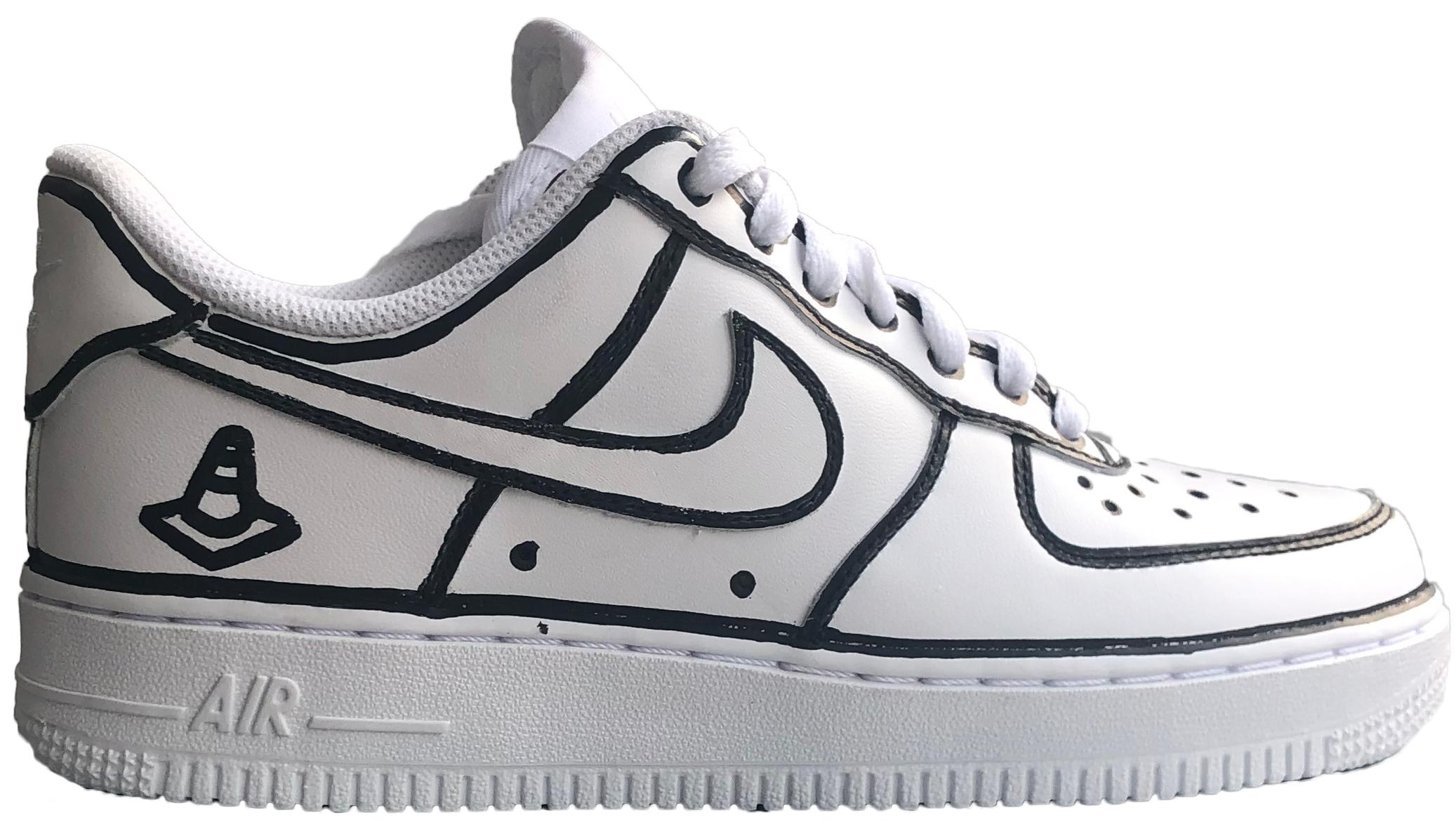 Nike Air Force 1 '07 Joshua Vides (W