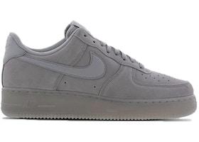 Nike Air Force 1 '07 LV8 Grey Suede
