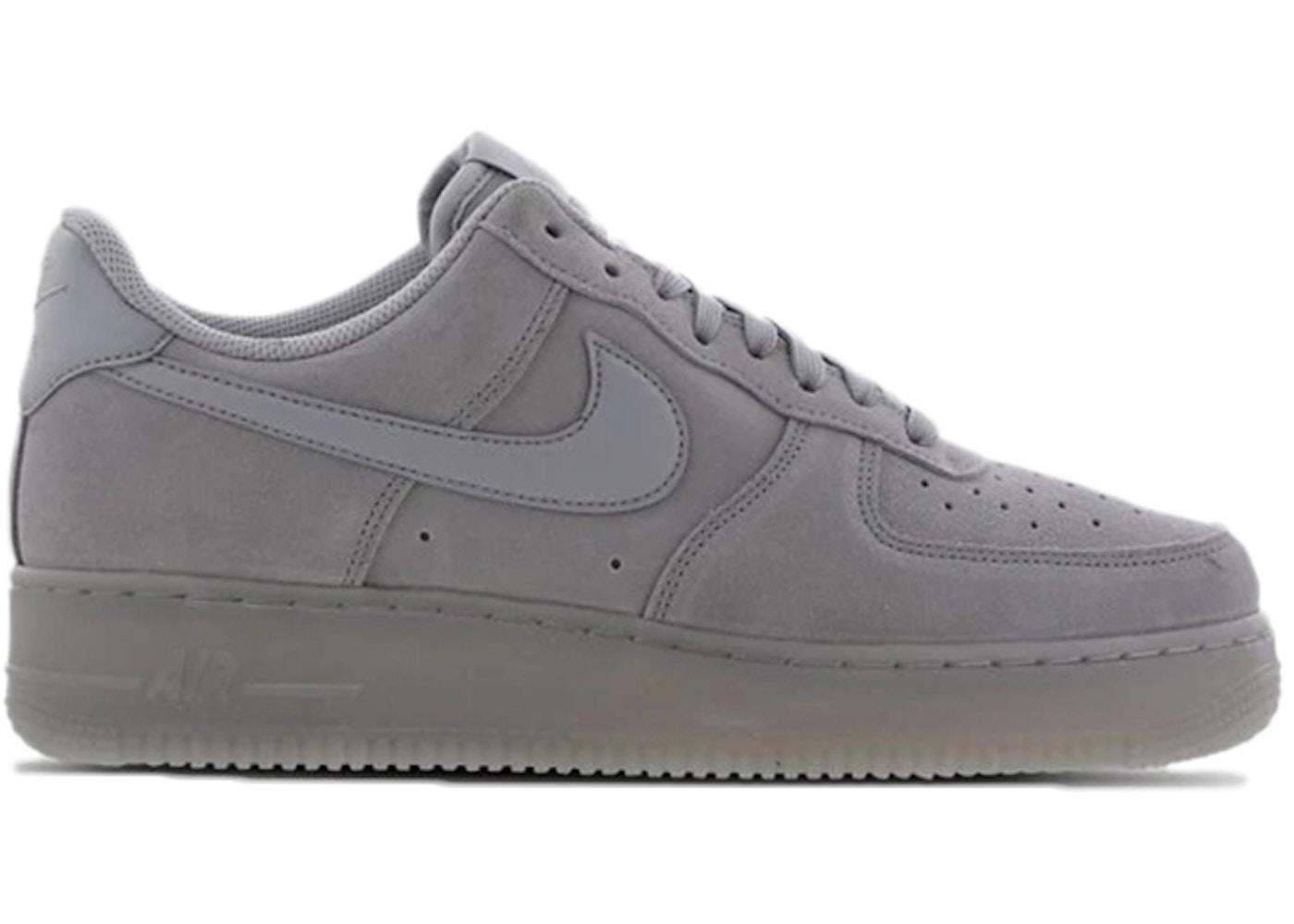 Deslumbrante ¿Cómo hasta ahora  Nike Air Force 1 '07 LV8 Grey Suede — HypeAnalyzer