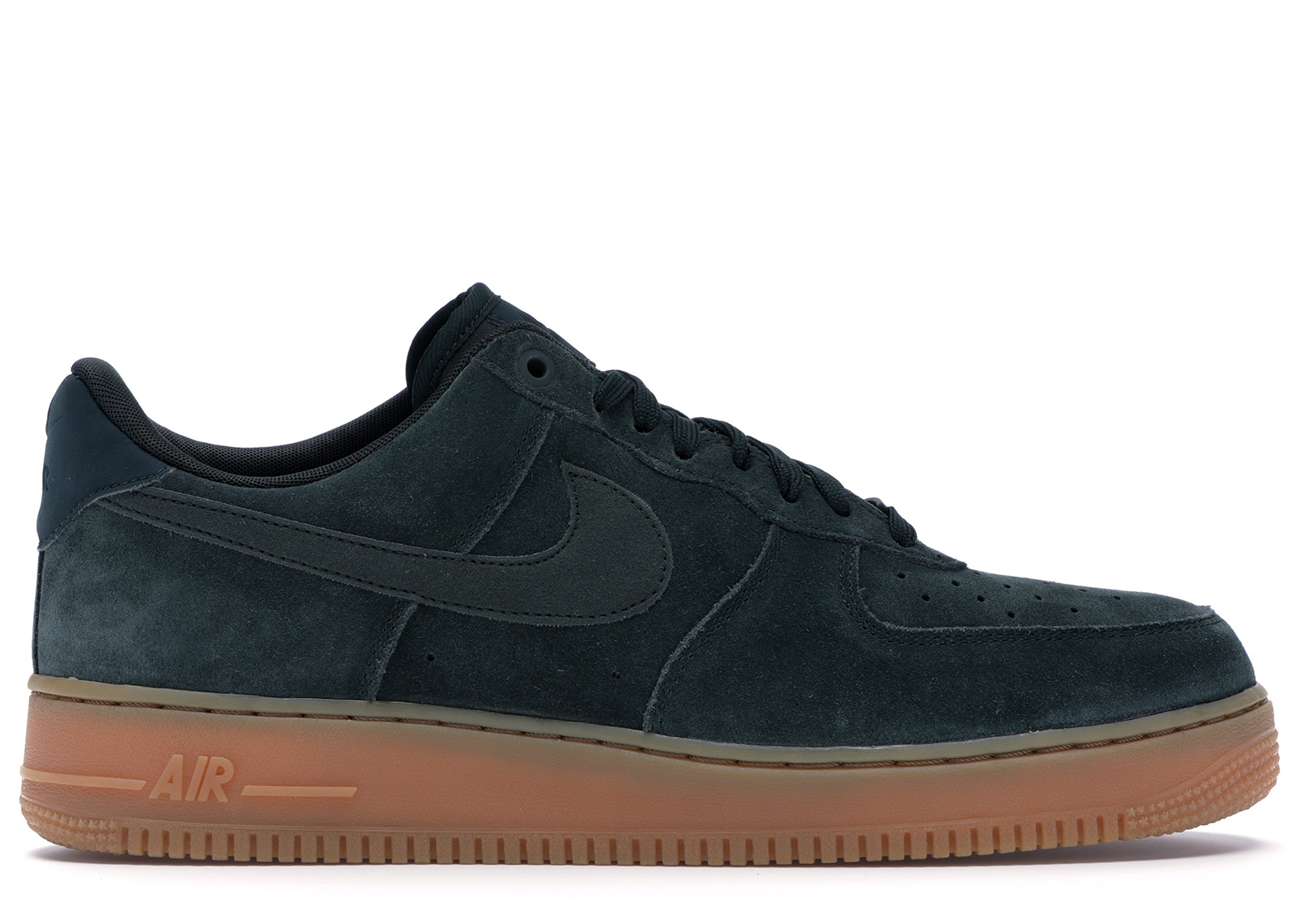 Nike Air Force 1 07 Lv8 Suede Outdoor Green Outdoor Green