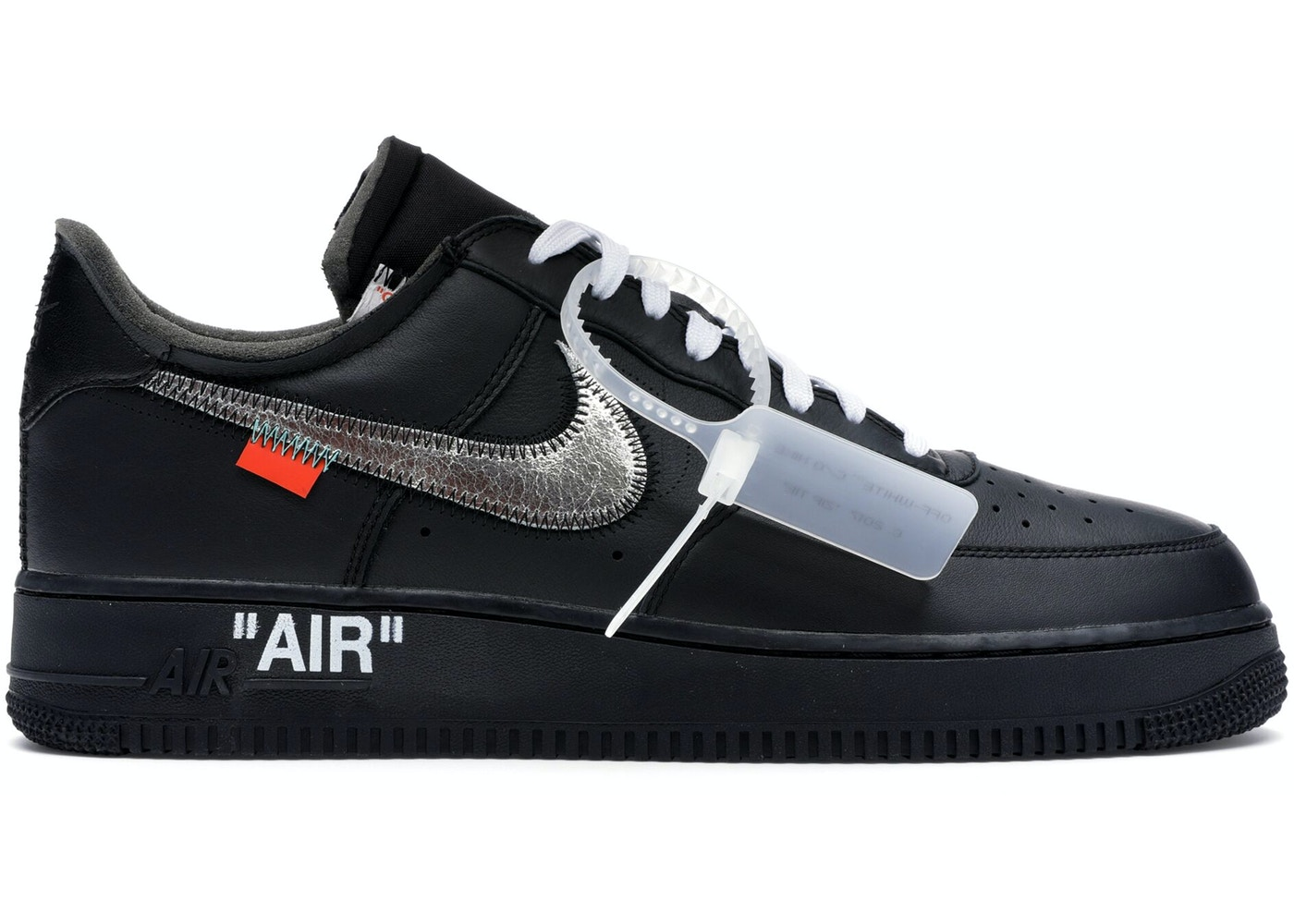 acheter populaire 119e6 ac8d7 Air Force 1 '07 Virgil x MoMA (No Socks)