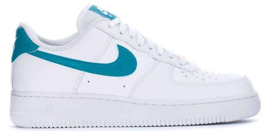 Nike Air Force 1 '07 White Turquoise (W)
