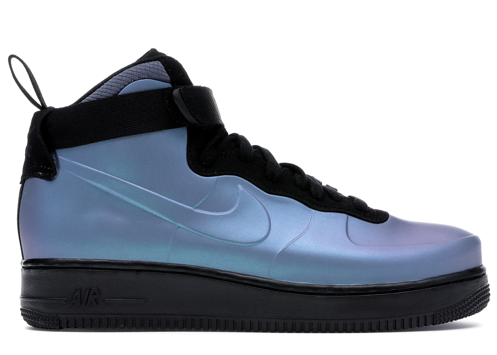Nike Air Force 1 Foamposite Light Carbon AH6771 002