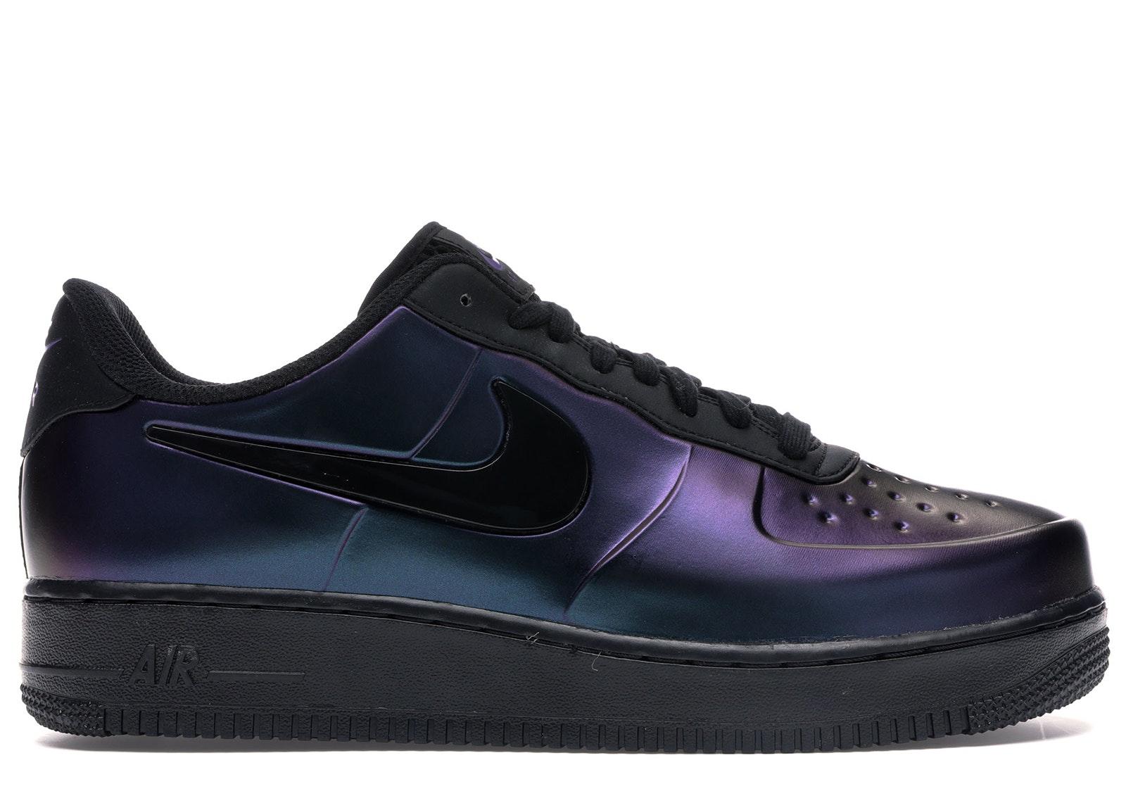 016 Nike Air Foamposite Pro PRM Pure Platinum March ...