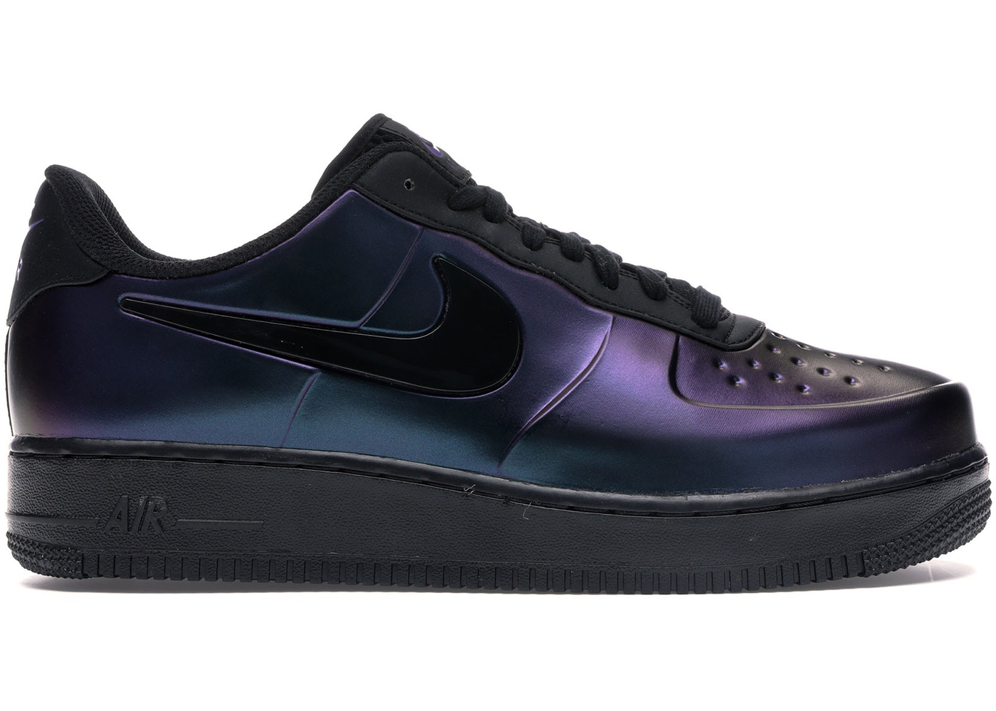 new product 89edd af2f3 Air Force 1 Foamposite Pro Cup Court Purple