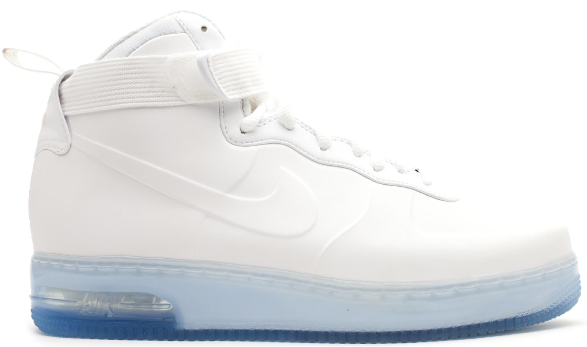 Nike Air Force 1 Foamposite White