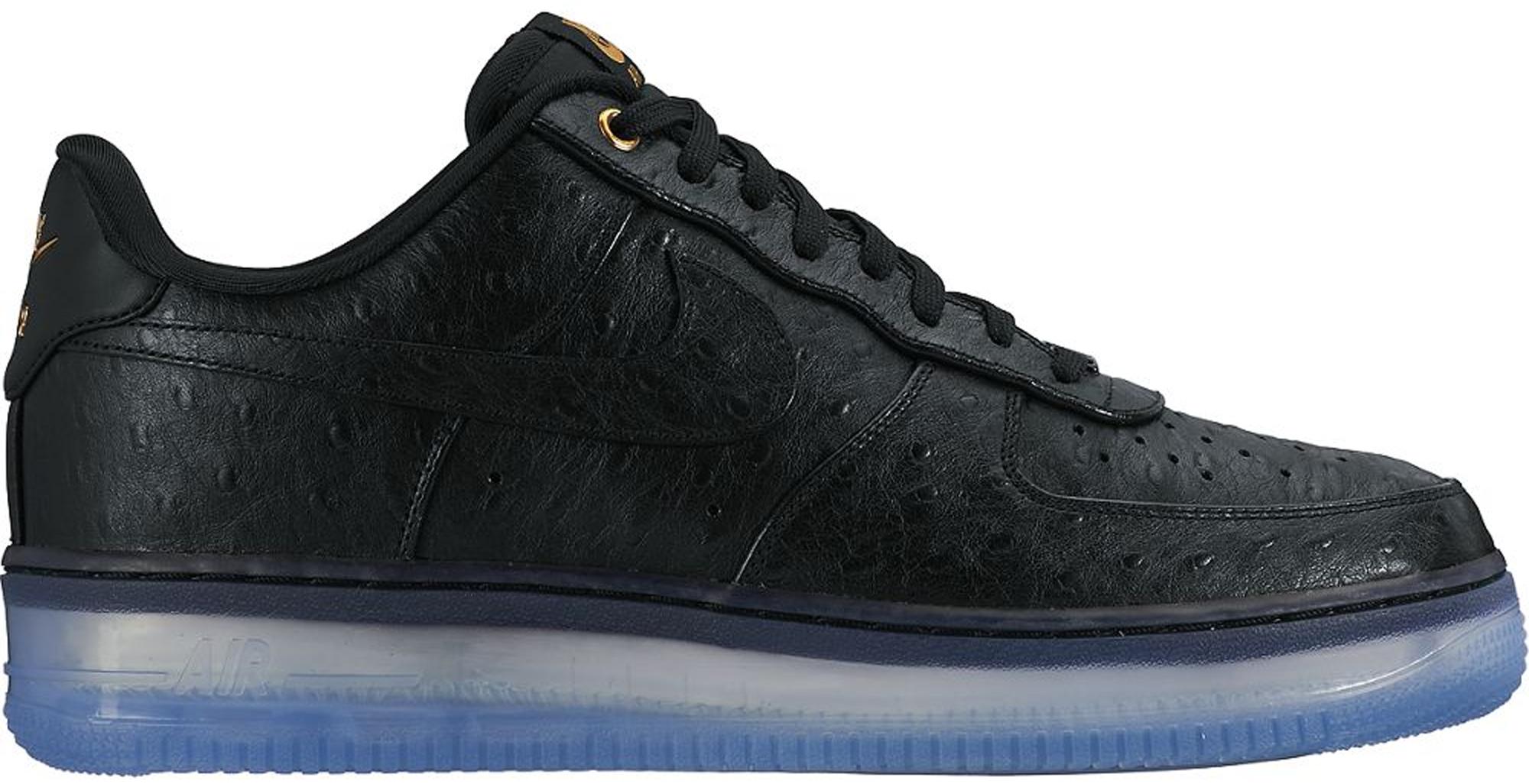 Nike Air Force 1 CMFT Lux Low Black