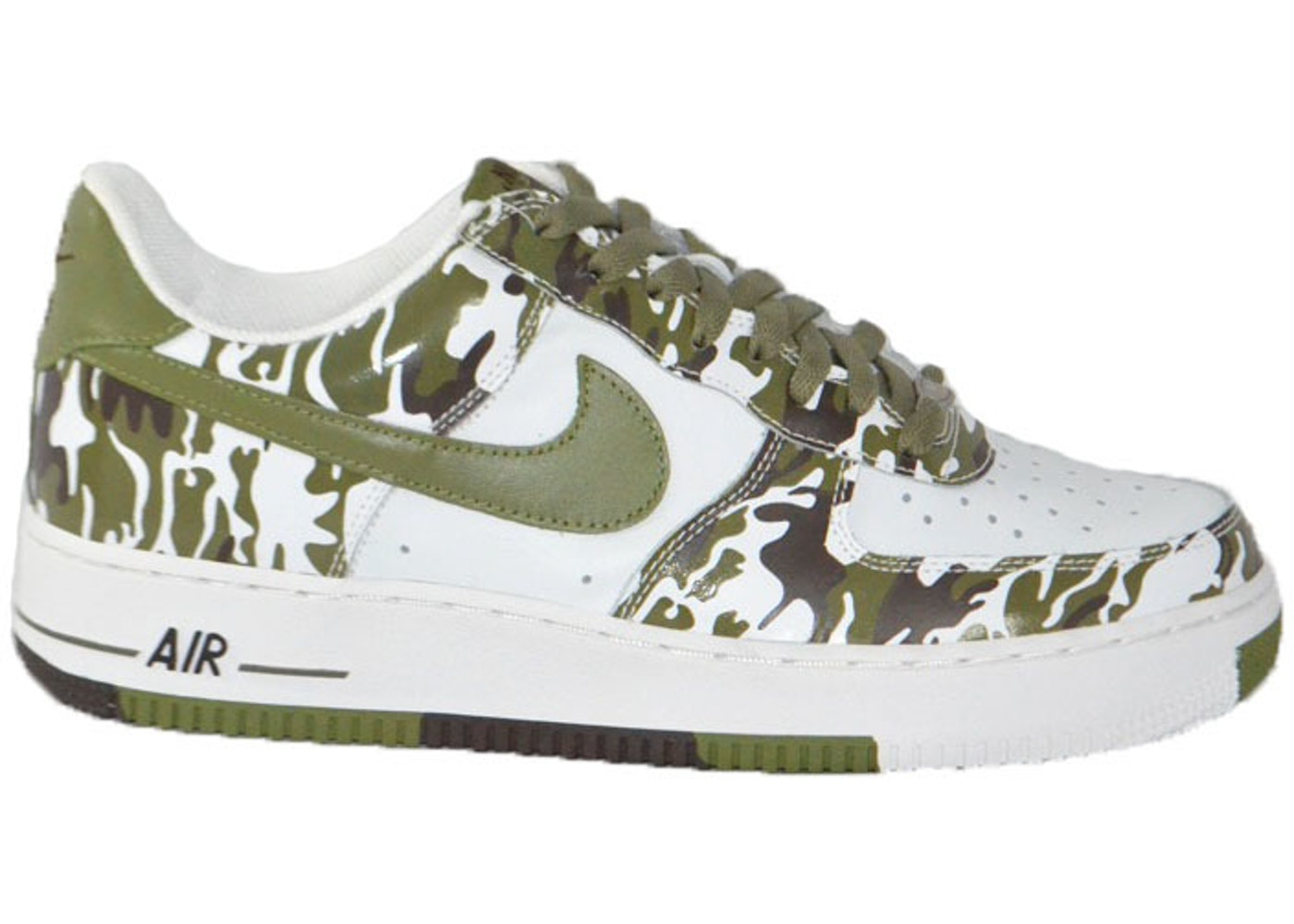 low priced 9d461 ec427 Air Force 1 Low Camouflage Palm Green - 306353-131