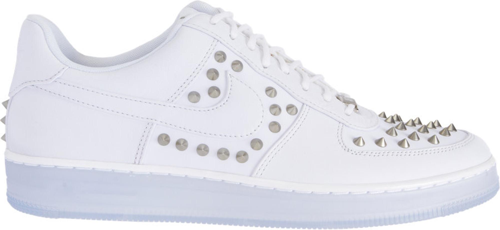 Nike Air Force 1 Downtown Spike White