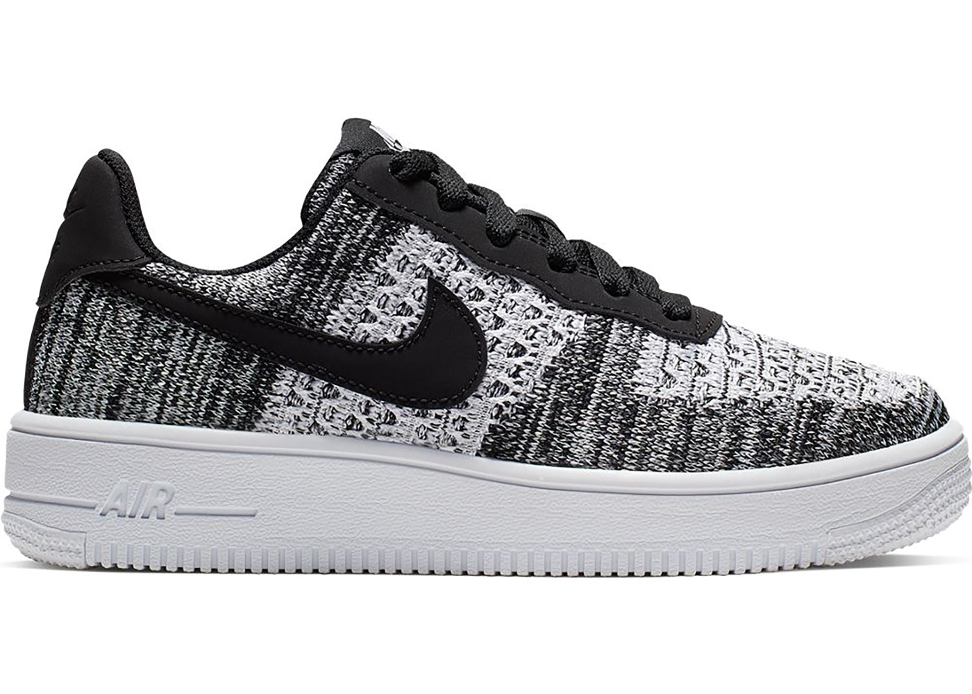 flyknit air force 1