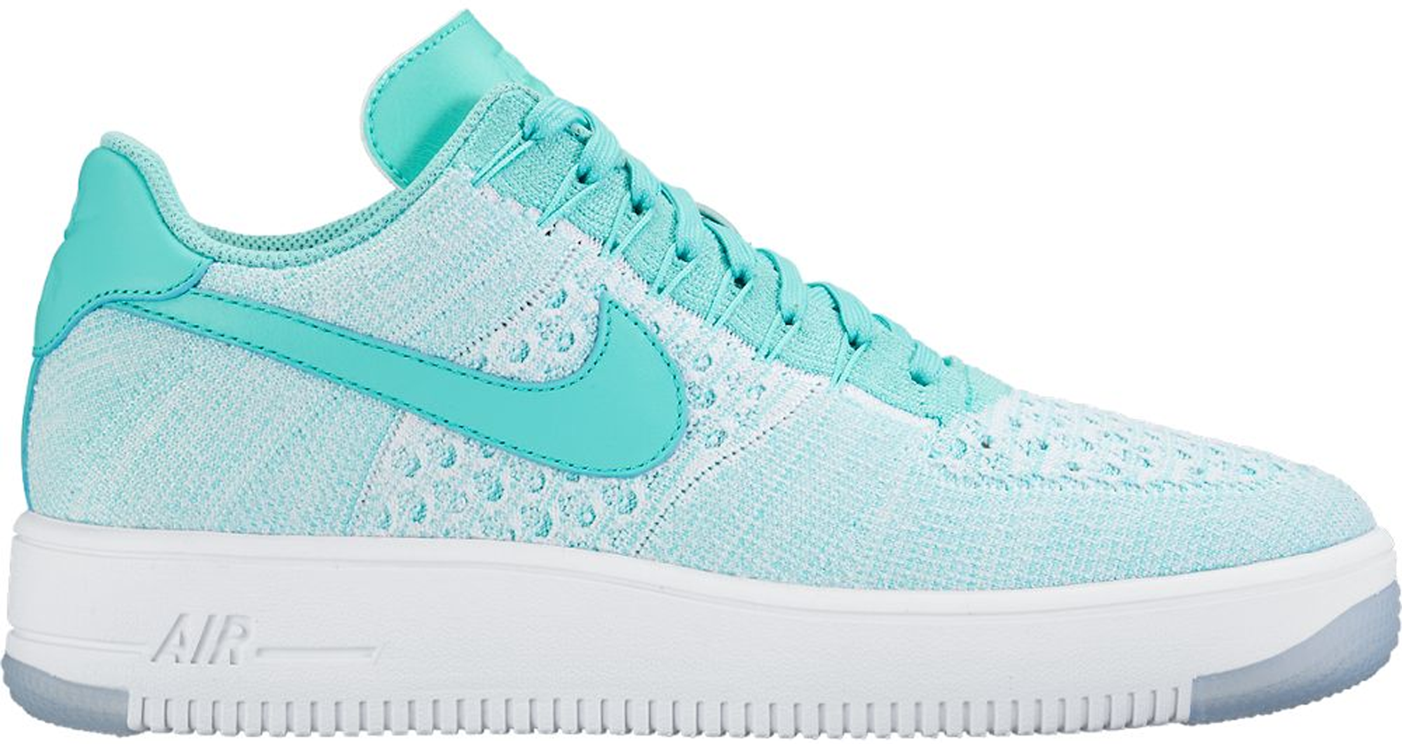 Air Force 1 Flyknit Low Hyper Turquoise (W) in Hyper TurquoiseHyper Turquoise