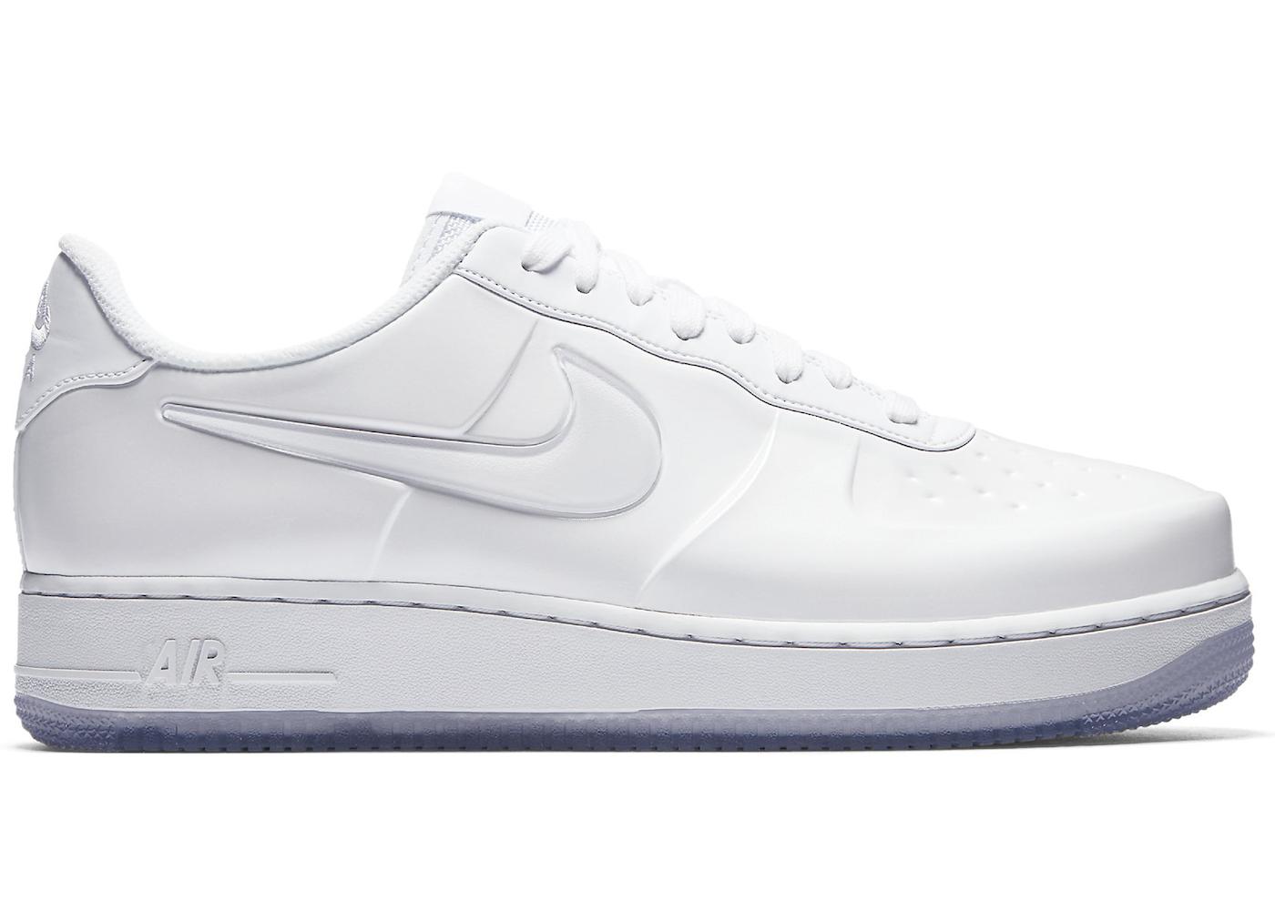 Nike Air Force Todo 1 Foamposite Todo Force Blanco 218b6d