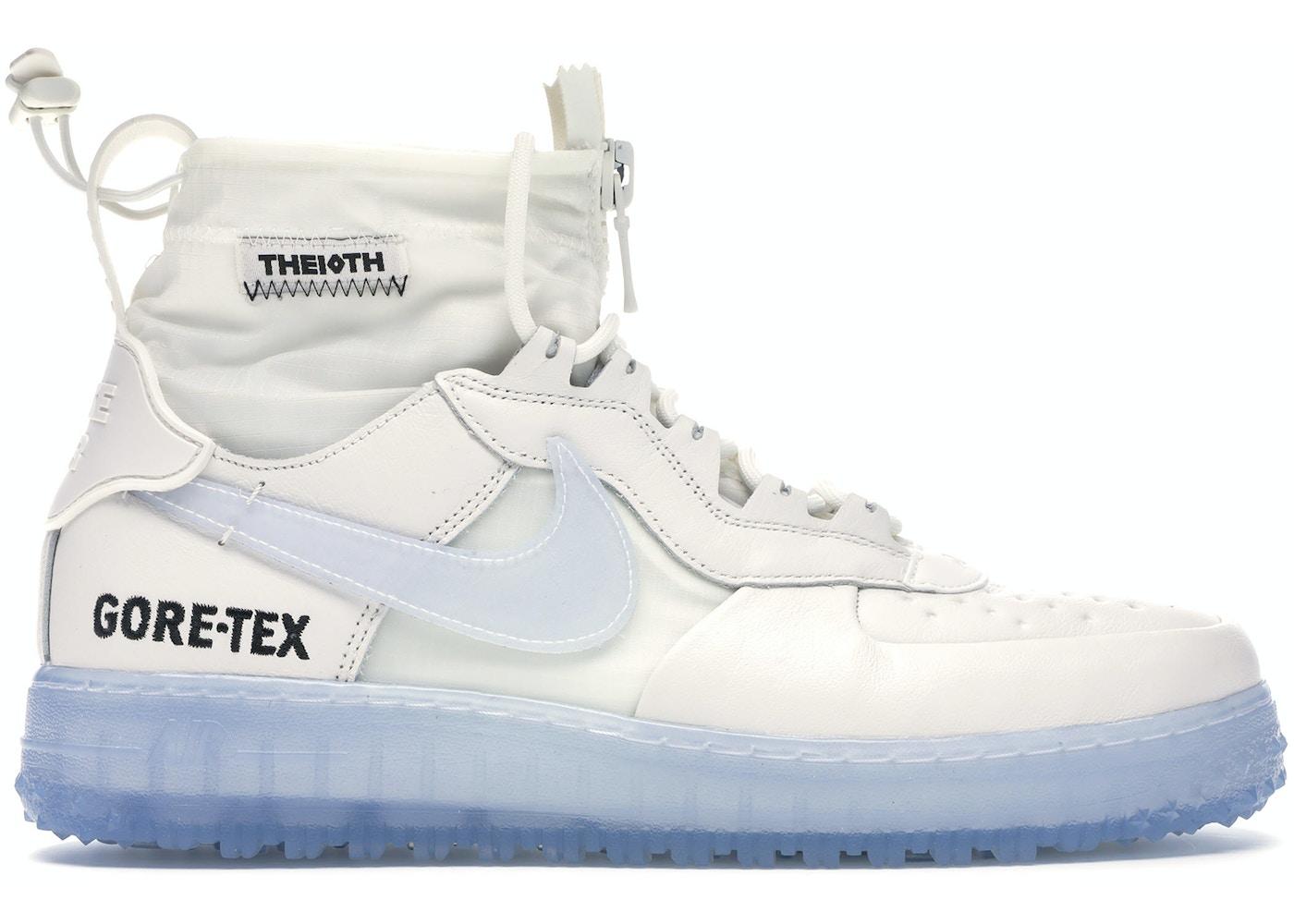 Nike Air Force 1 Gore Tex High Phantom White Cq7211 002