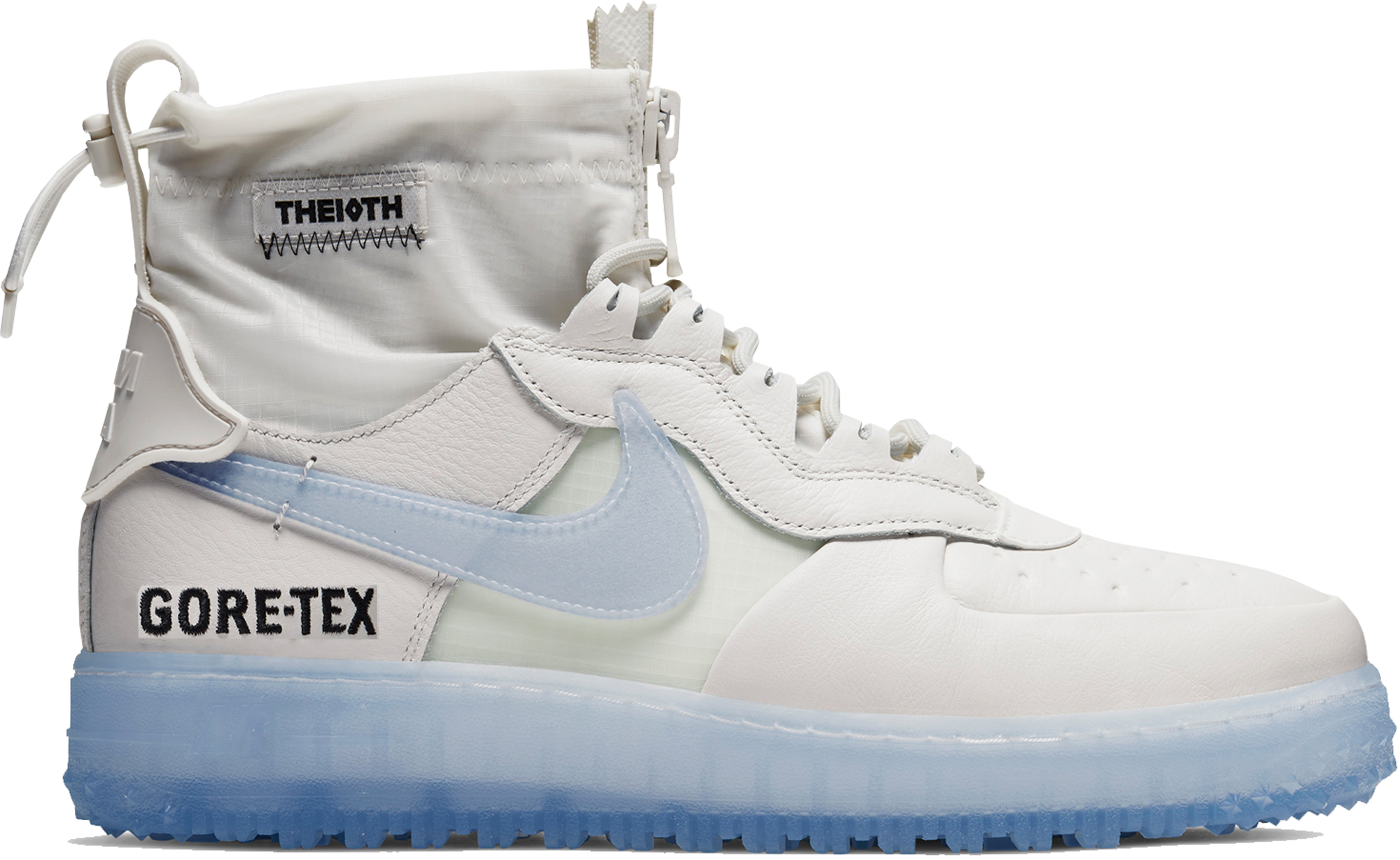 Pre-owned Nike Air Force 1 Gore-tex