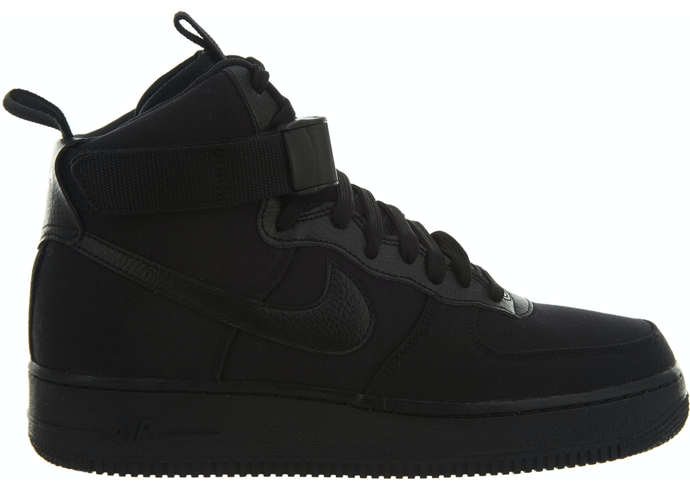 newest a9672 cb72c Sell. or Ask. Size --. View All Bids. Air Force 1 High 07 Canvas Black ...