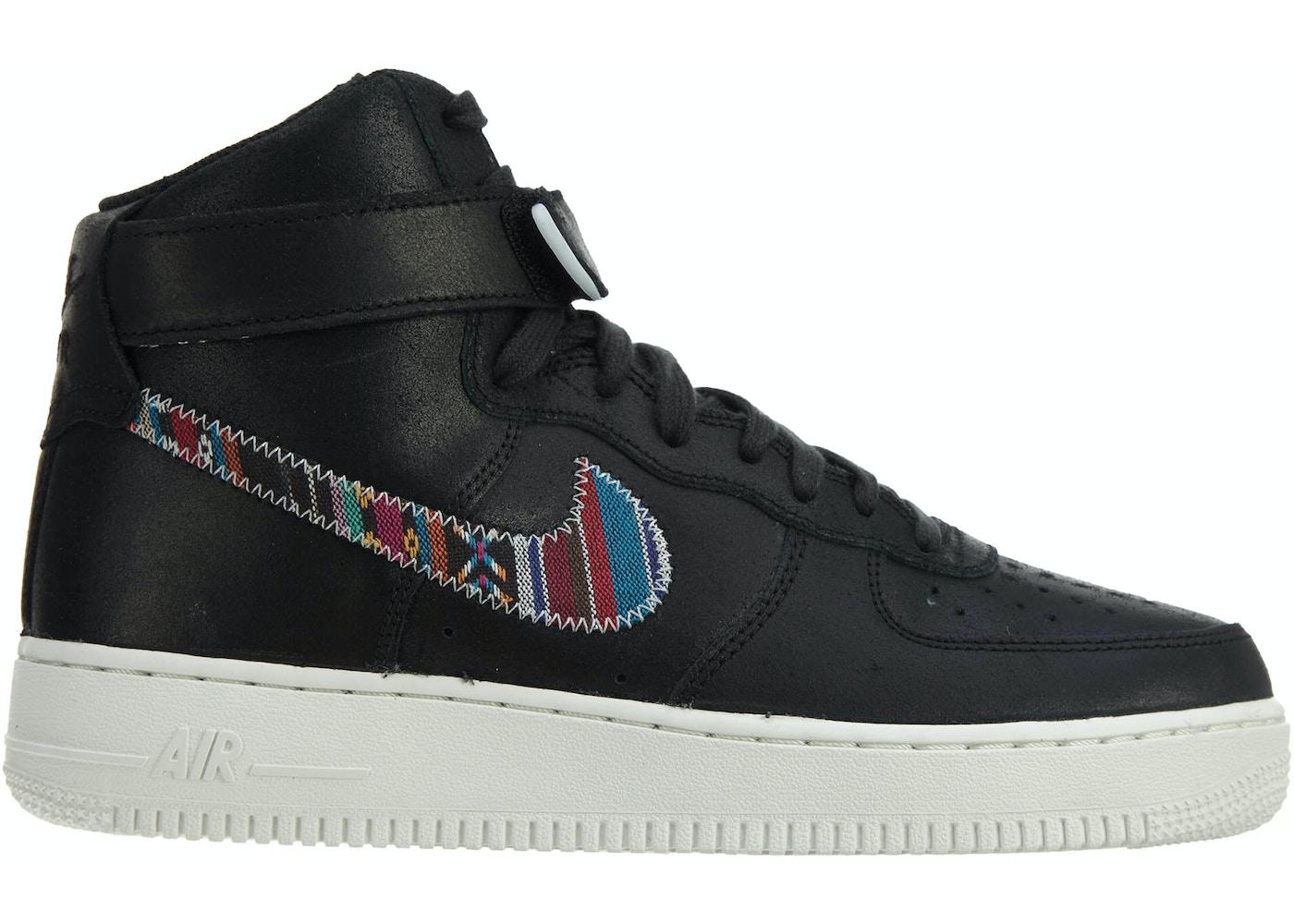 air force 1 high 07 black