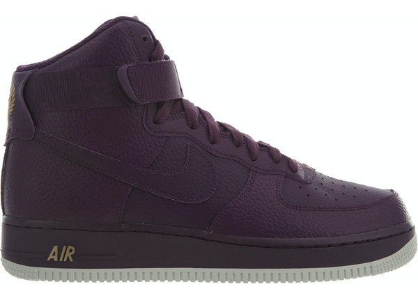 first rate 9aa01 45137 Air Force 1 High 07 Night Purple Night Purple - 315121-500