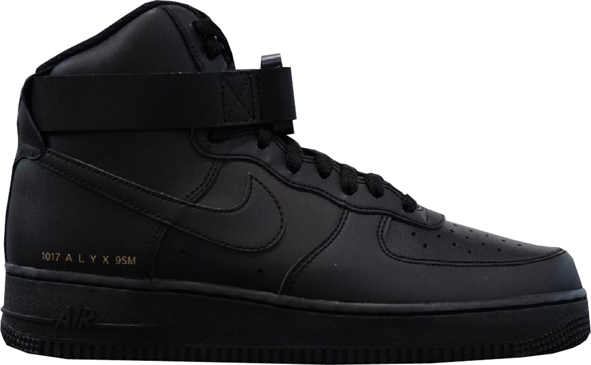 Nike Air Force 1 High ALYX Black - Sneakers