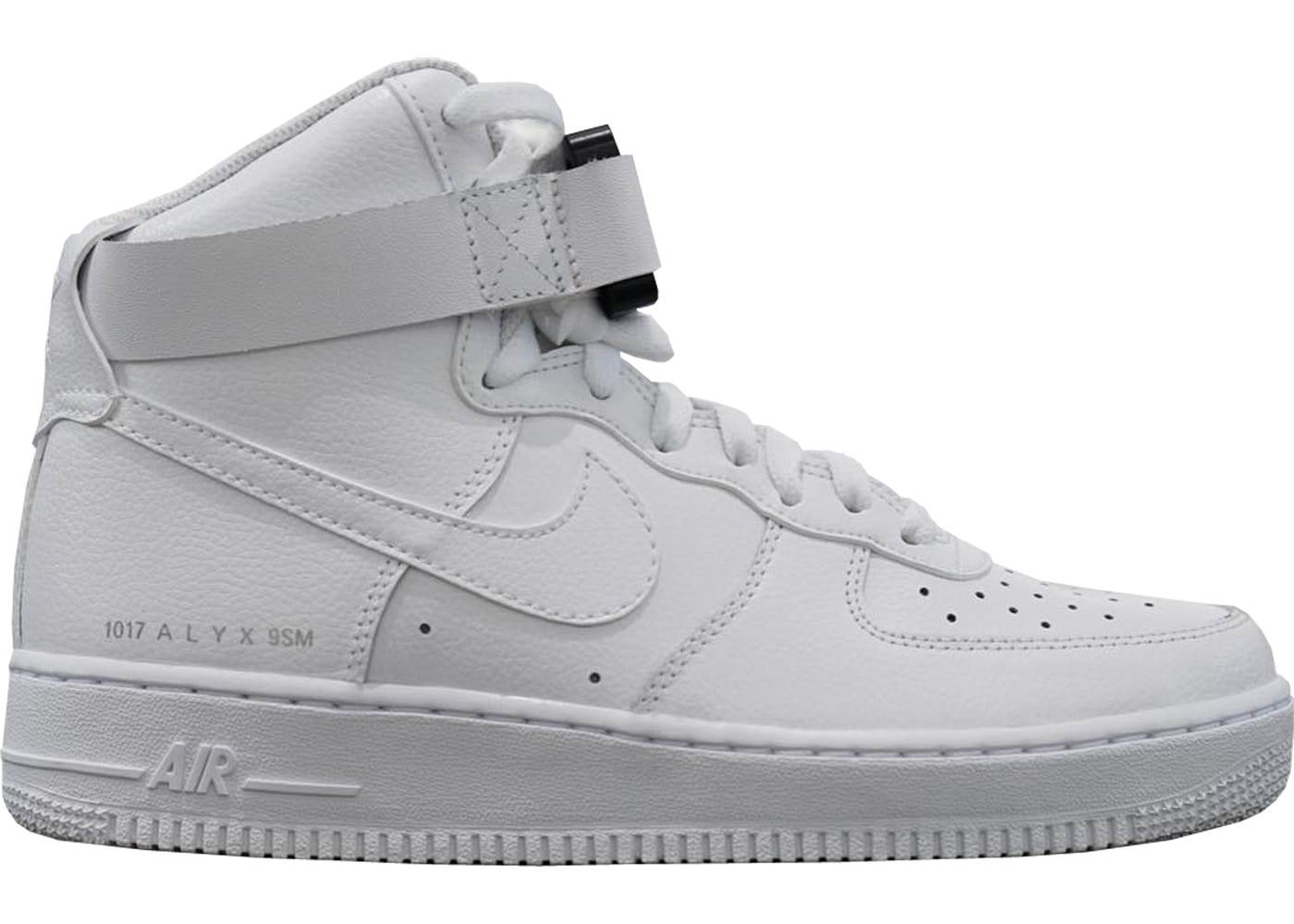 0eeb7ab1 Air Force 1 High ALYX White - undefined