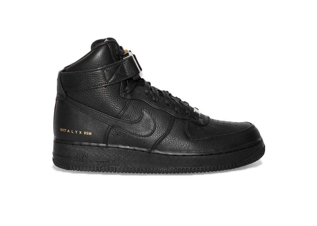 Nike Air Force 1 High Alyx Black (2020)