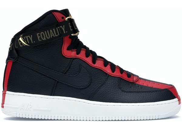 new arrivals 34fb8 1db5f Air Force 1 High Black History Month (2018)