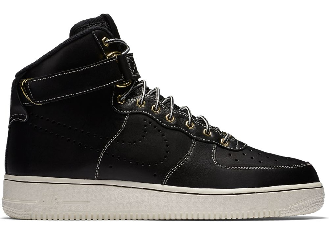 separation shoes 34837 f5147 Sell. or Ask. Size  10.5. View All Bids. Air Force 1 High Black Sail