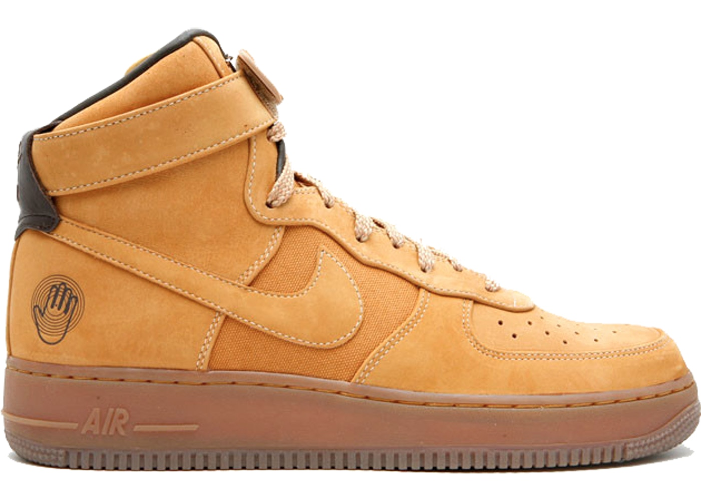 low priced e80df d3bfc Sell. or Ask. Size 9. View All Bids. Air Force 1 High Bobbito ...