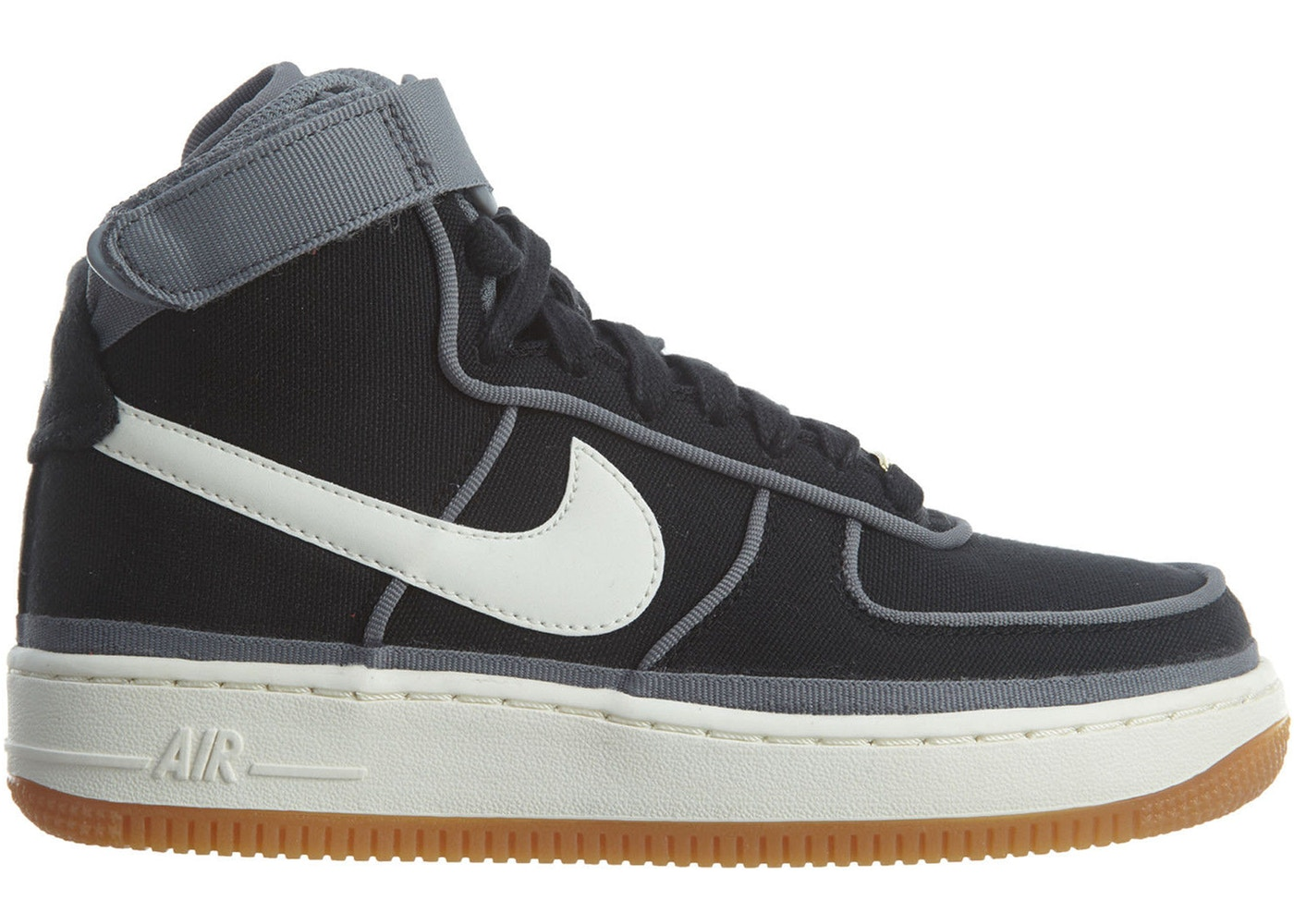huge selection of 15382 c90a7 Sell. or Ask. Size --. View All Bids. Air Force 1 High Canvas Black ...