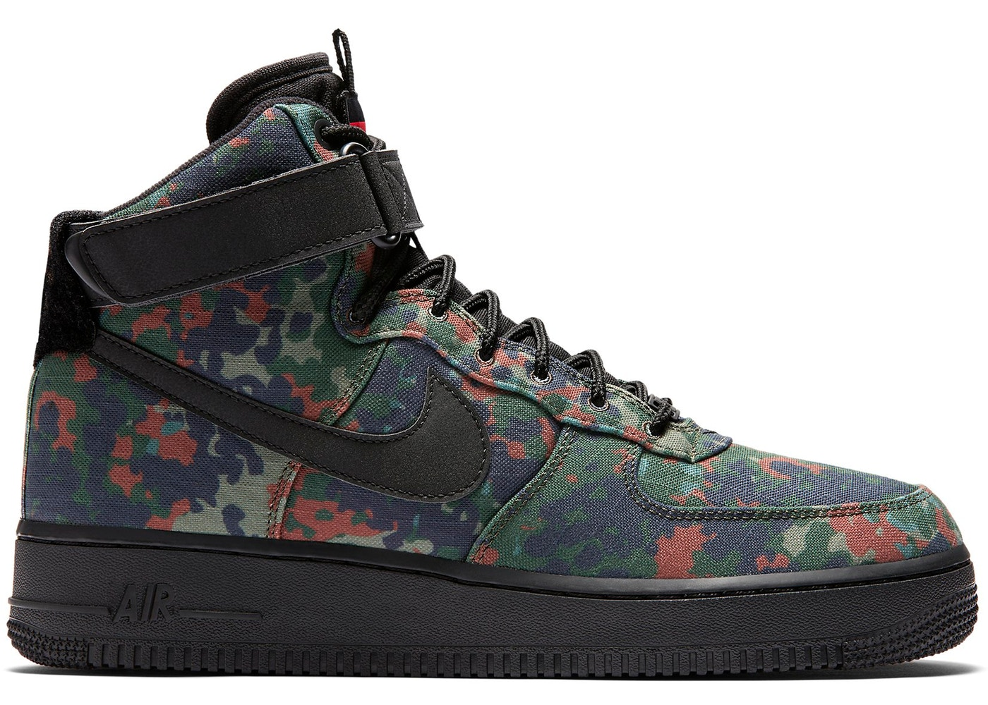 Air Force 1 High Country Camo Germany BQ1669 300