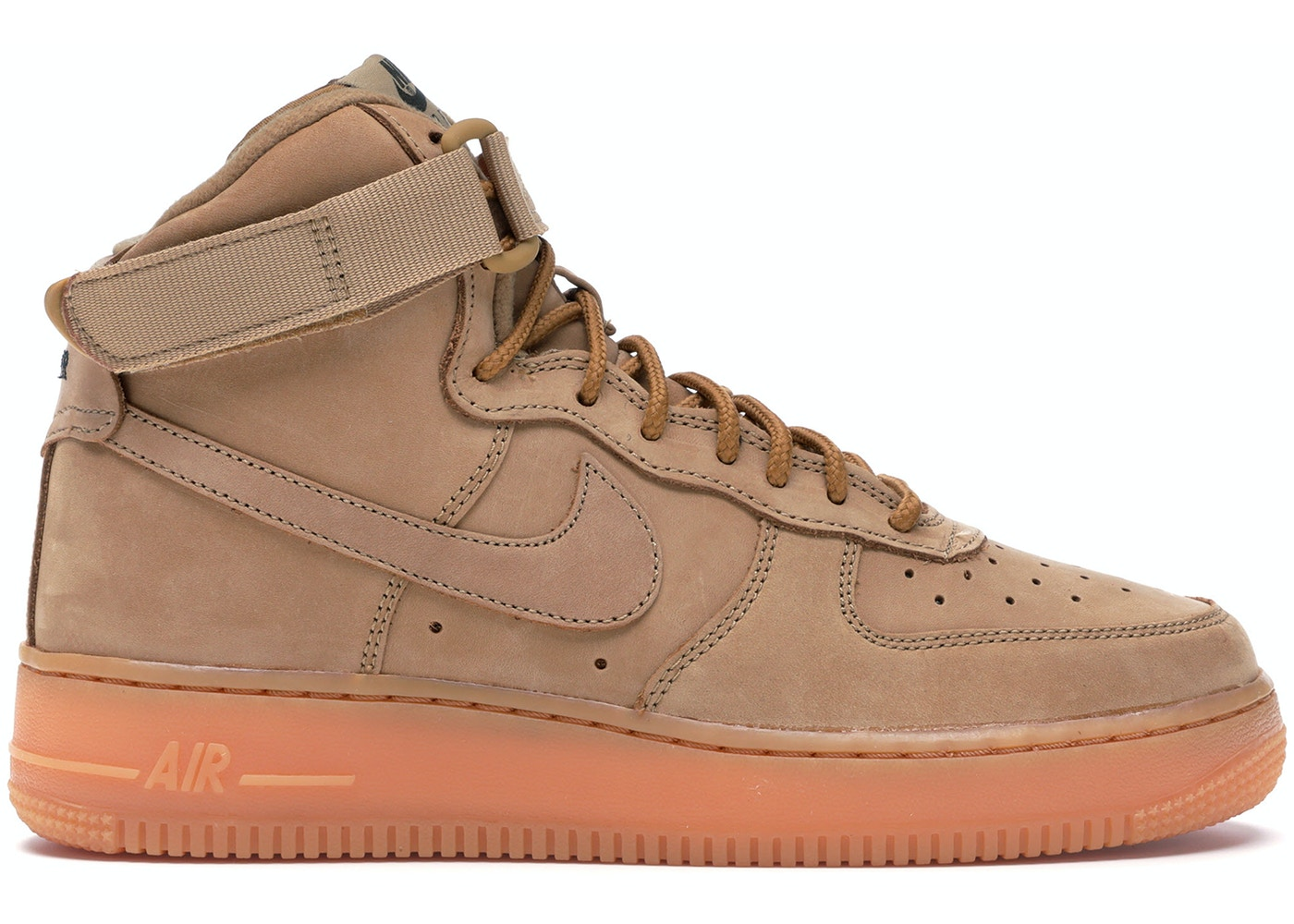 the best attitude af081 b86b2 Air Force 1 High Flax 2017 (GS)