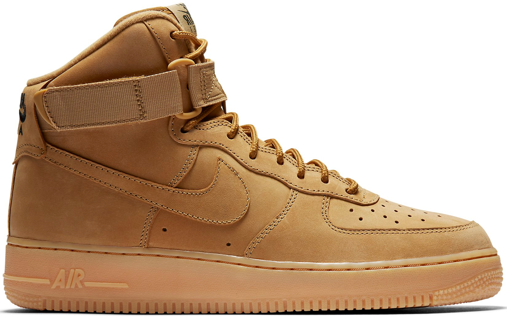 best loved d5efc 234c4 nike air force 1 high flax price