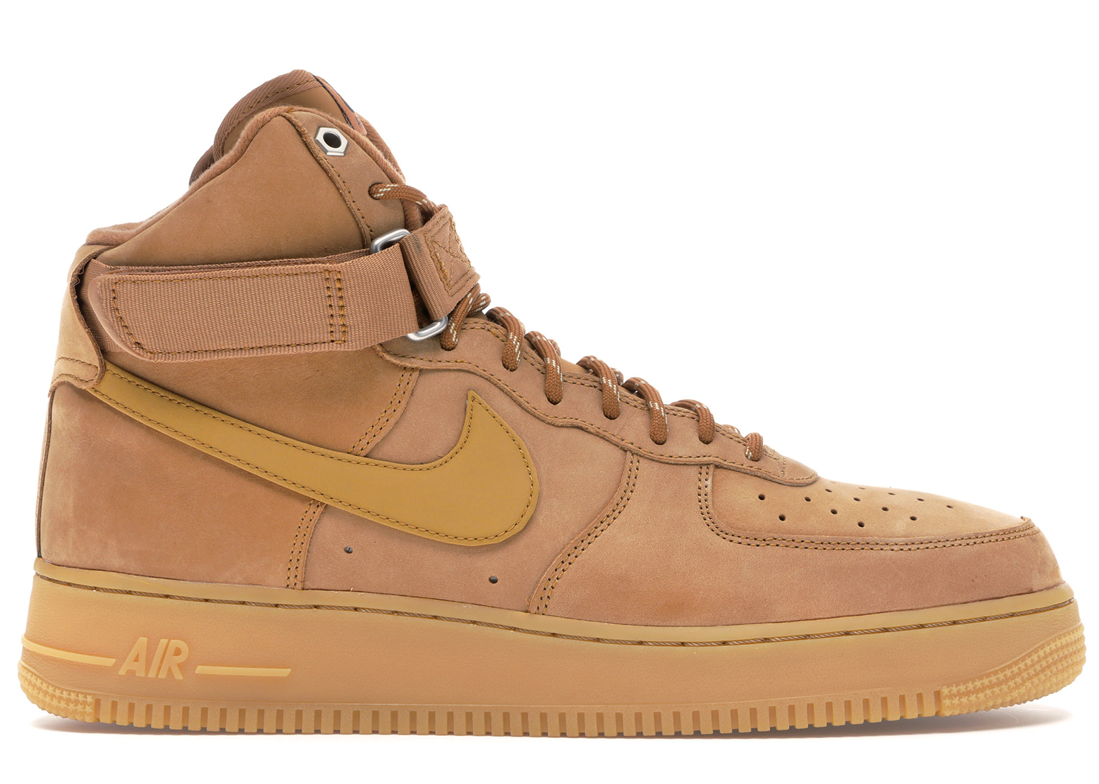 nike air force 1 high flax soon